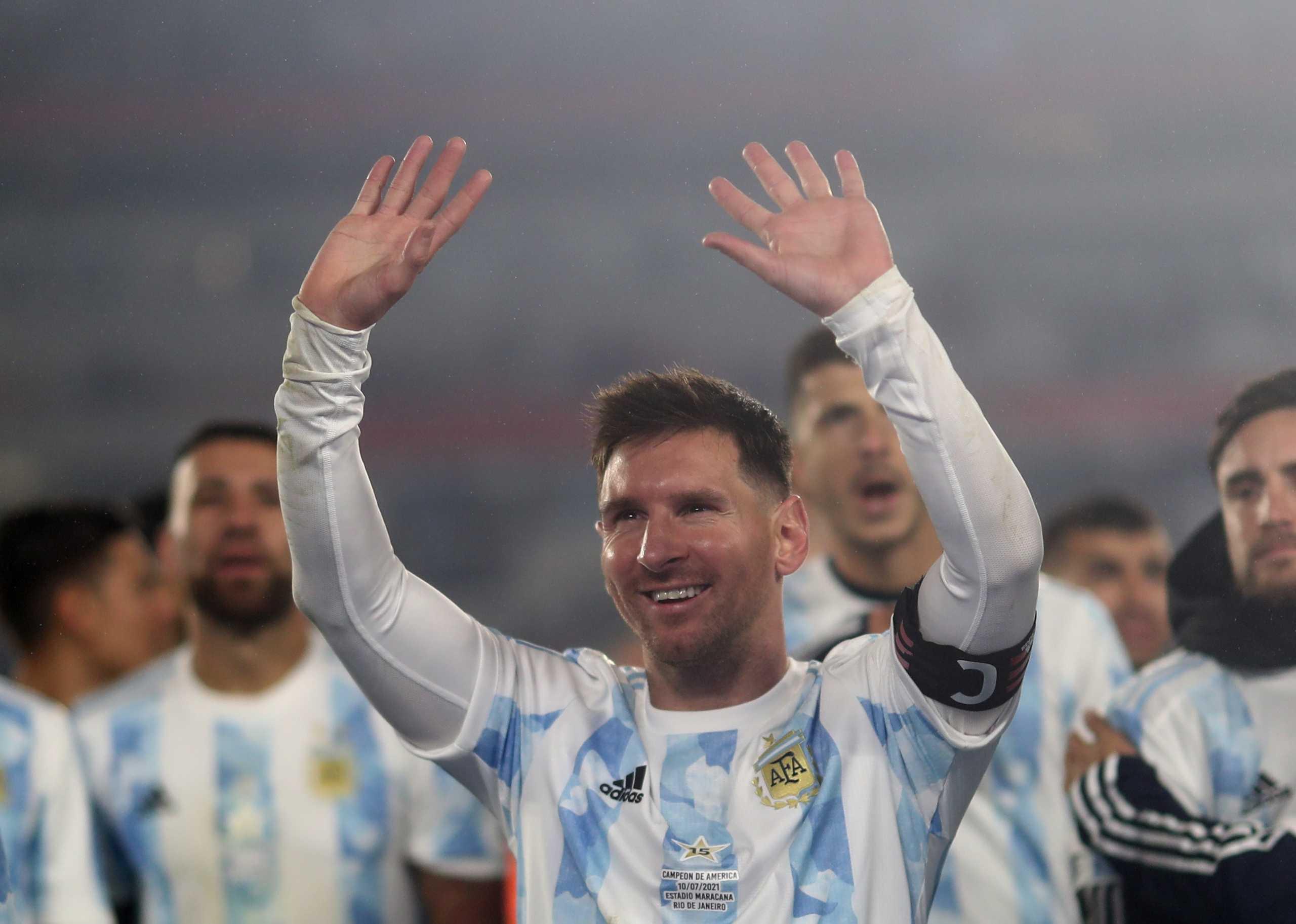 Αργεντινή – Βολιβία 3-0: Ο Λιονέλ Μέσι ξεπέρασε τον Πελέ