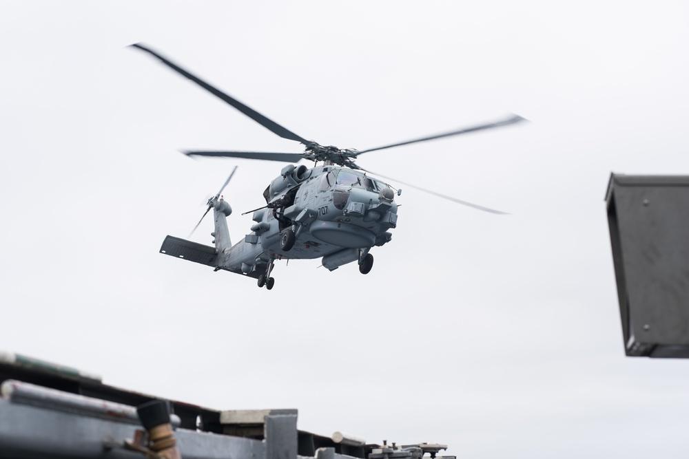 MH-60R: «Deal» για τα ελικόπτερα – «κυνηγούς» του Πολεμικού Ναυτικού
