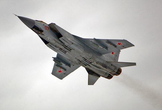 «Ανάσα ζωής» για τα MiG-31: Θα αναβαθμιστούν πλήρως τα θρυλικά μαχητικά