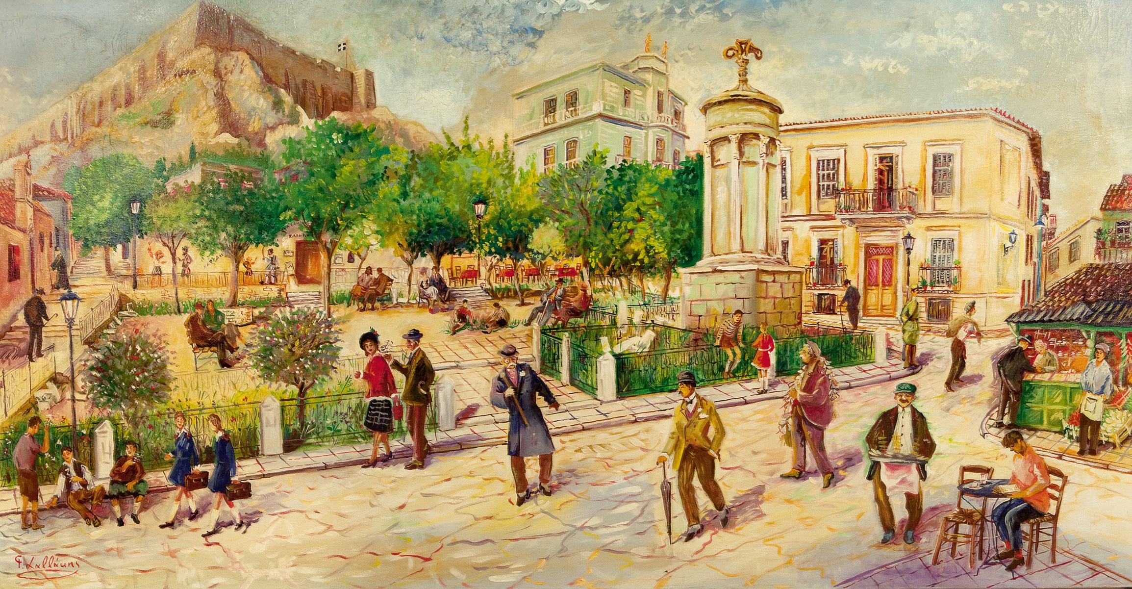 Γιώργος Σαββάκης – Υπουργείο Πολιτισμού: Νεώτερο μνημείο τα έργα στις ταβέρνες της Πλάκας