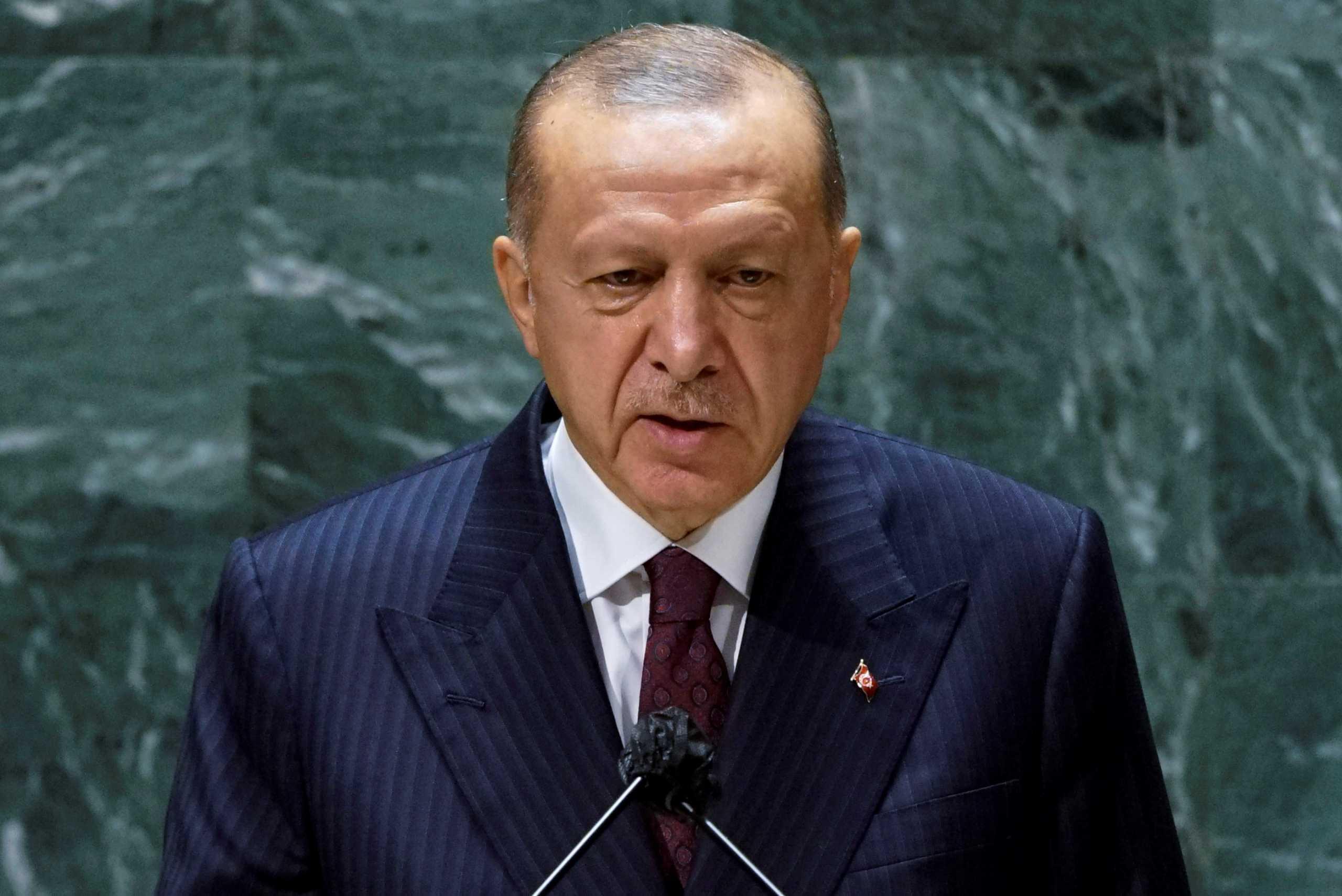 Ερντογάν: Θα αγοράσουμε δεύτερη παρτίδα S-400 από τη Ρωσία