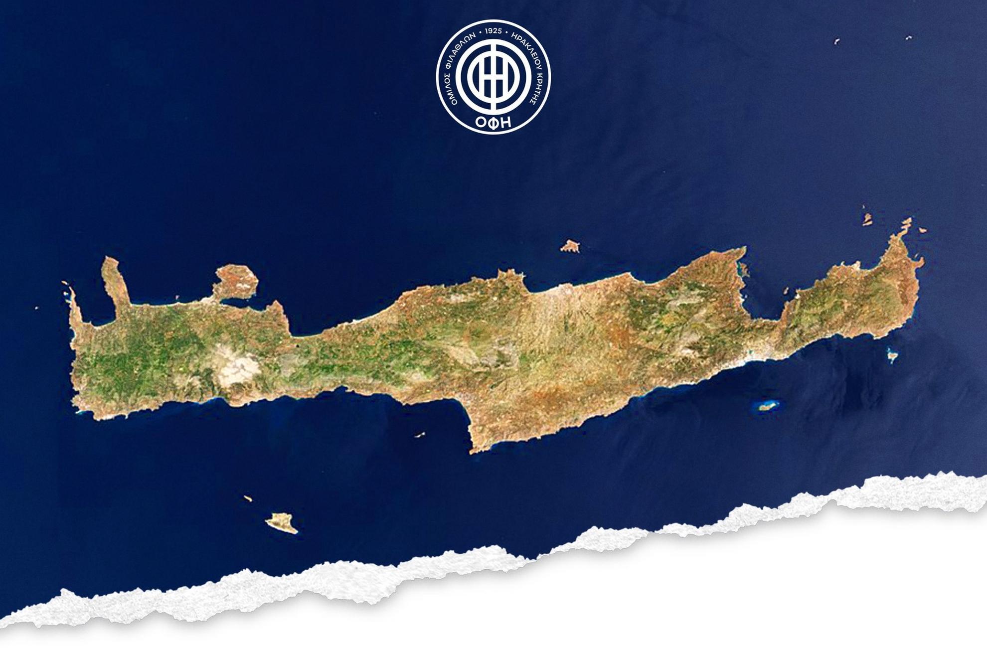 Σεισμός στην Κρήτη: «Μείνε δυνατή» το μήνυμα του ΟΦΗ