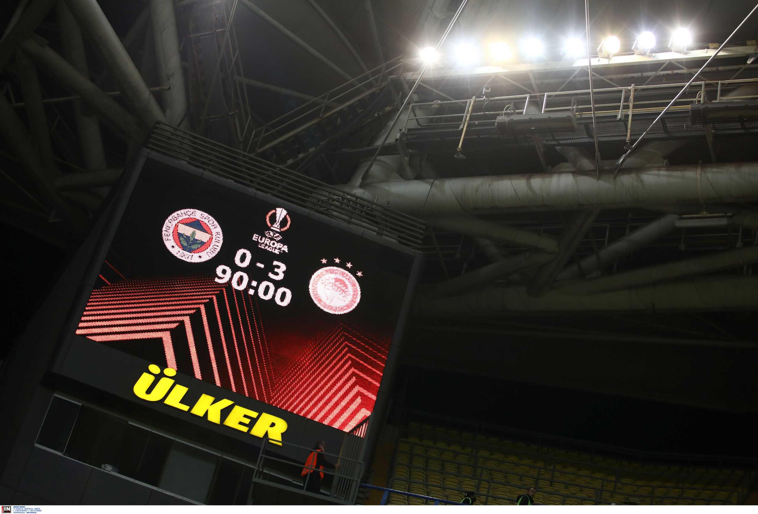 Europa League – Ολυμπιακός: Η βαθμολογία στον όμιλο μετά το θρίαμβο στην Πόλη