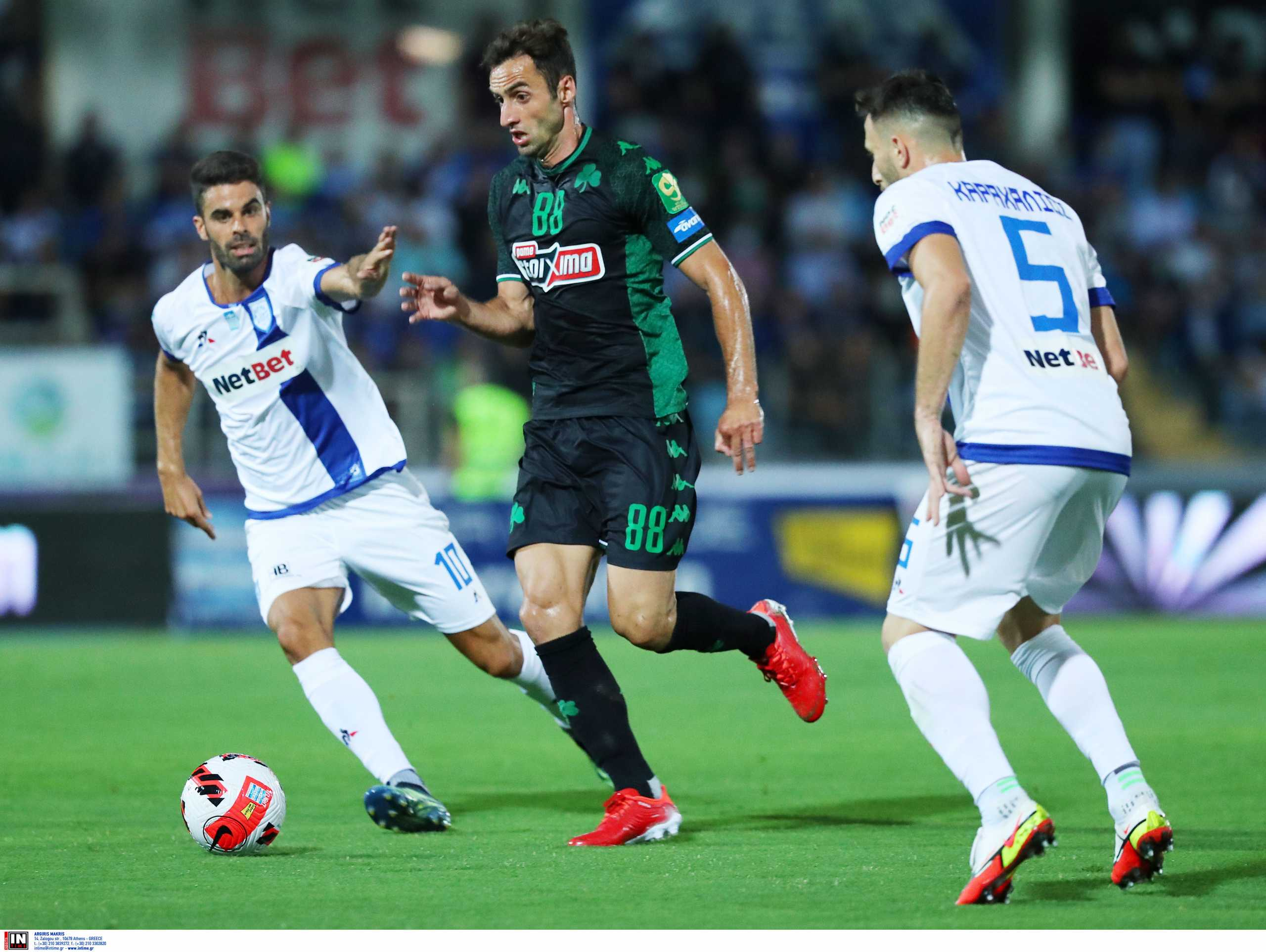 Super League 1, ΠΑΣ Γιάννινα – Παναθηναϊκός 1-0: Τα highlights του αγώνα στους «Zωσιμάδες»