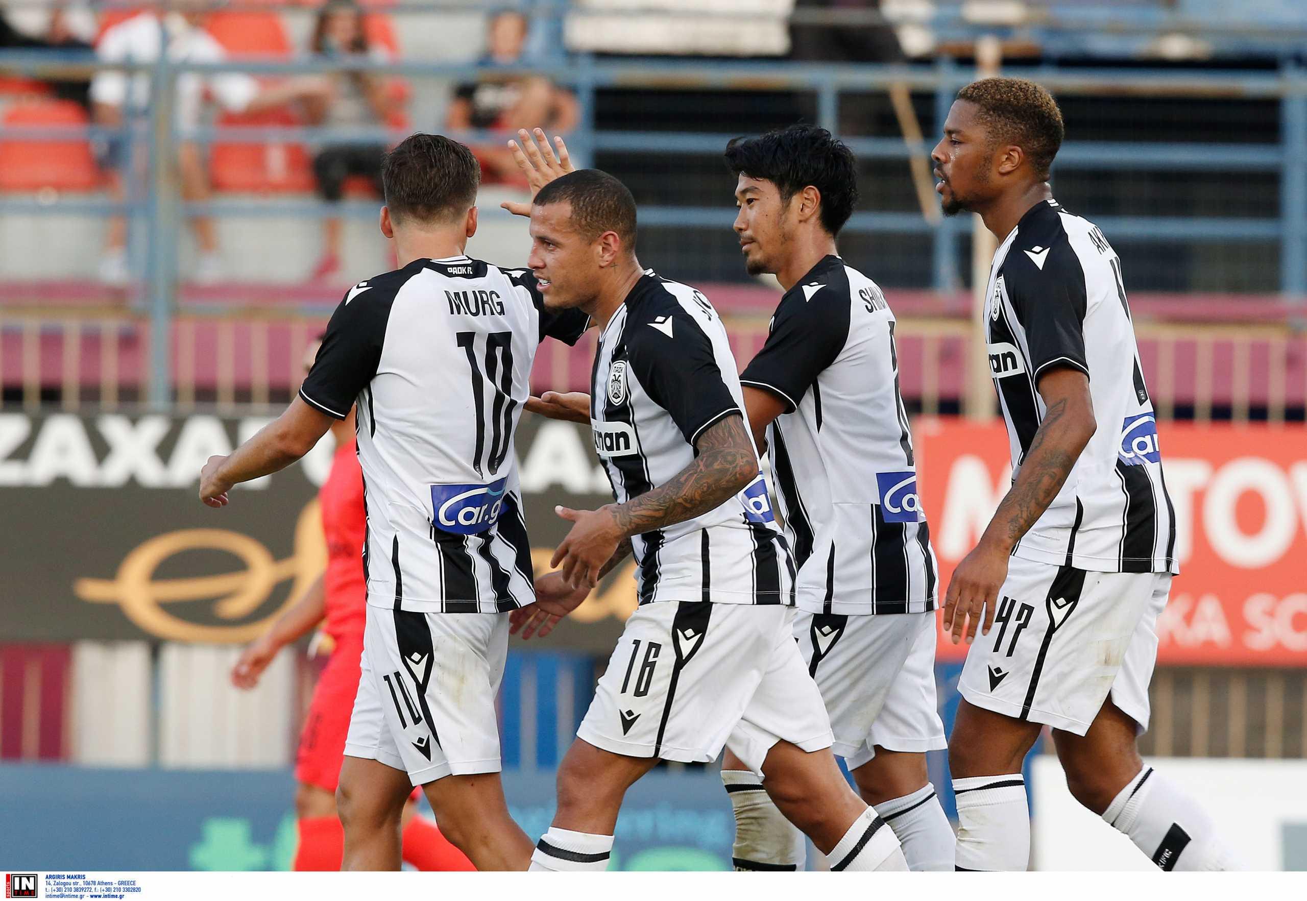Βέροια – ΠΑΟΚ 0-1: Προβλημάτισε στο φιλικό, νίκησε από τη «βούλα» με Καγκάβα