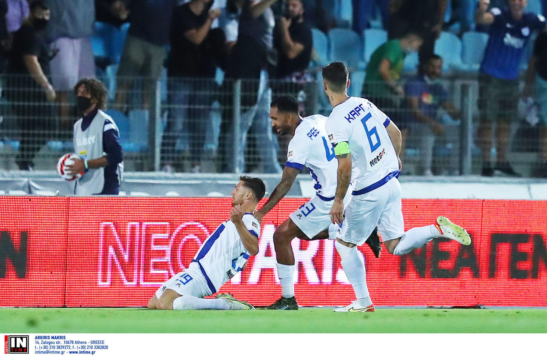 ΠΑΣ Γιάννινα – Παναθηναϊκός 1-0: Ο «Άγιαξ» προσγείωσε απότομα το «τριφύλλι»