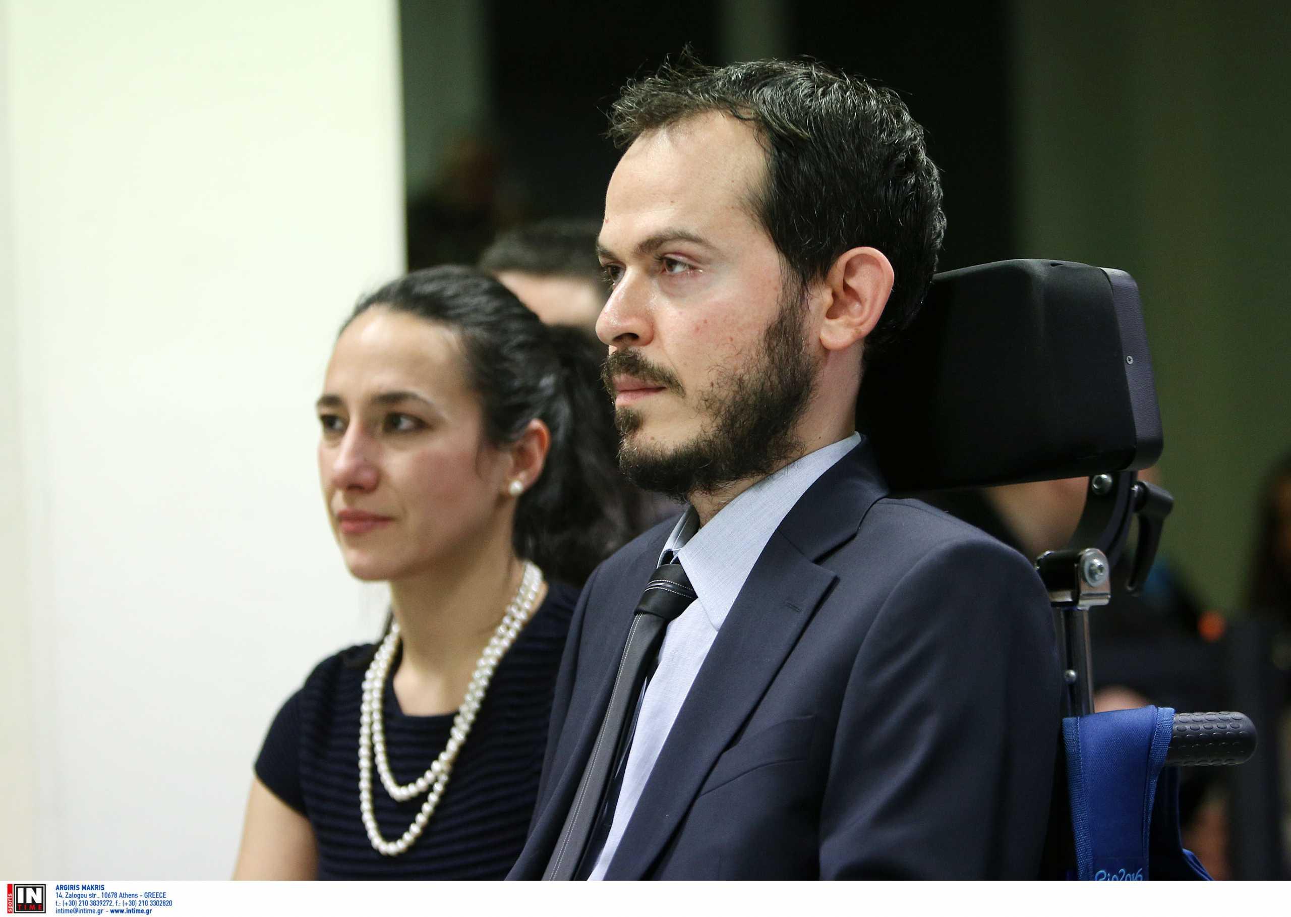 Γρηγόρης Πολυχρονίδης – Ο Έλληνας Παραολυμπιονίκης καταγγέλλει: «Έπεσα θύμα ψυχολογικής βίας»