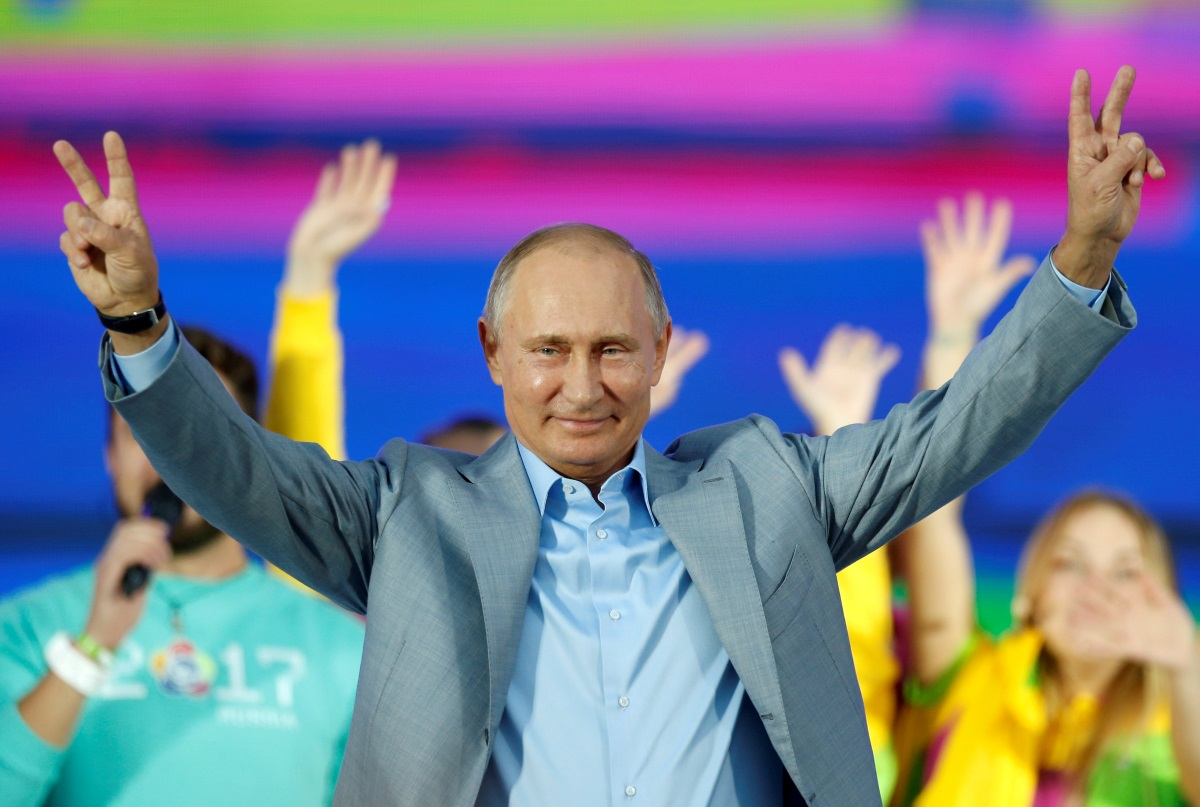 Ρωσία: «Διαφανείς» βρήκε τις εκλογές ο Βλάντιμιρ Πούτιν – Κλίμα εκφοβισμού καταγγέλλει η ΕΕ