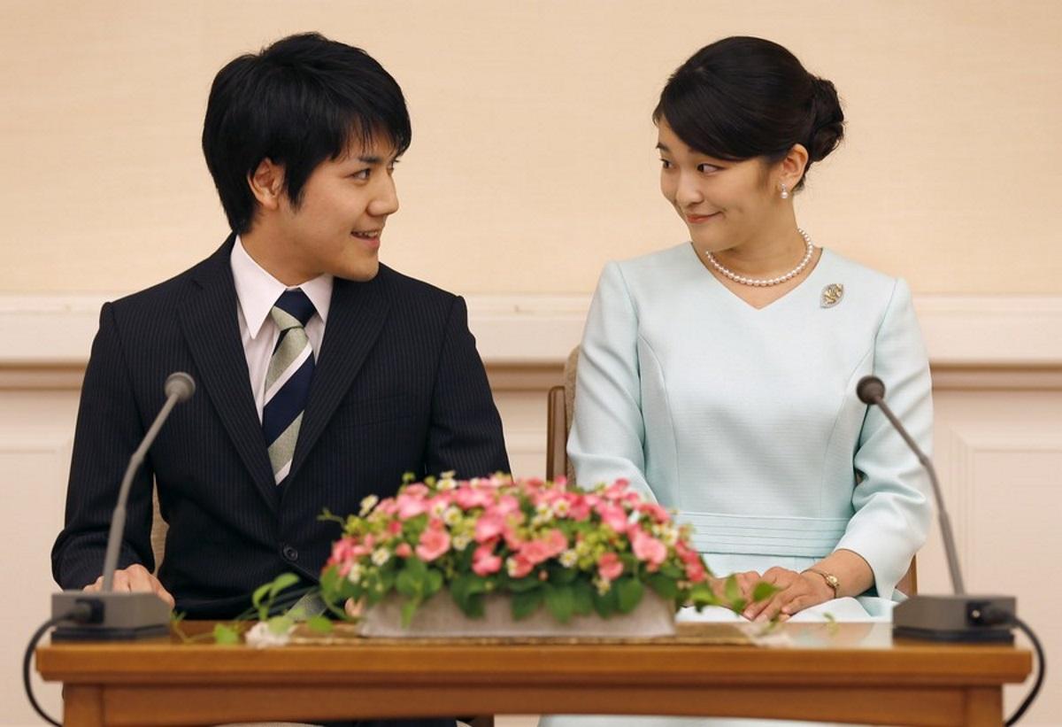 Ιαπωνία: Η πριγκίπισσα Μάκο παντρεύεται «κοινό θνητό» και χάνει τίτλους και επίδομα εκατομμυρίων