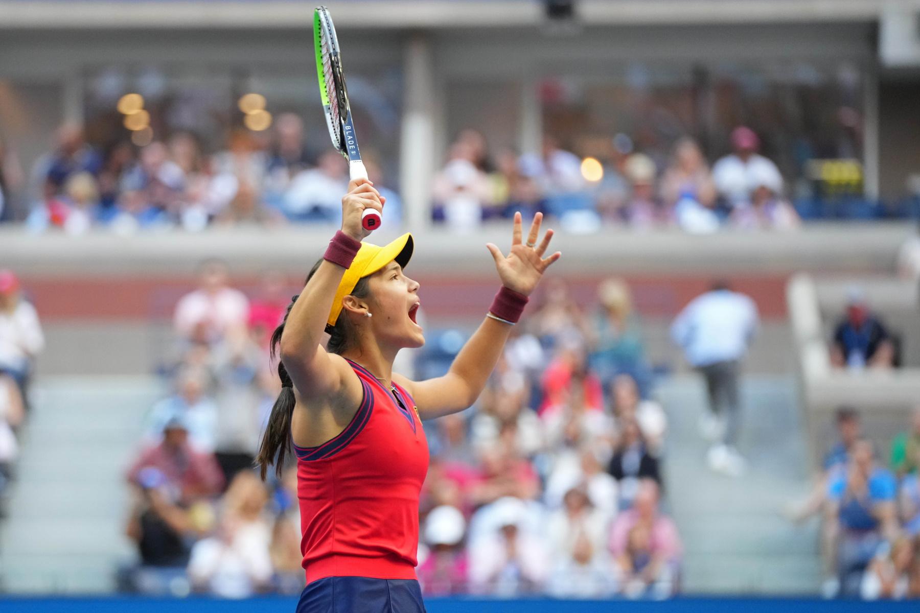 Έμμα Ραντουκάνου – Λέιλα Φερνάντεζ 2-0: Κατέκτησε το US Open χωρίς να χάσει σετ