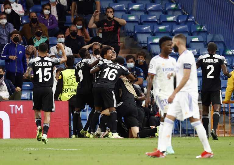 Champions League, Ρεάλ – Σέριφ 1-2: Ιστορικό «κάζο» για την «βασίλισσα» από Κολοβό και Αθανασιάδη