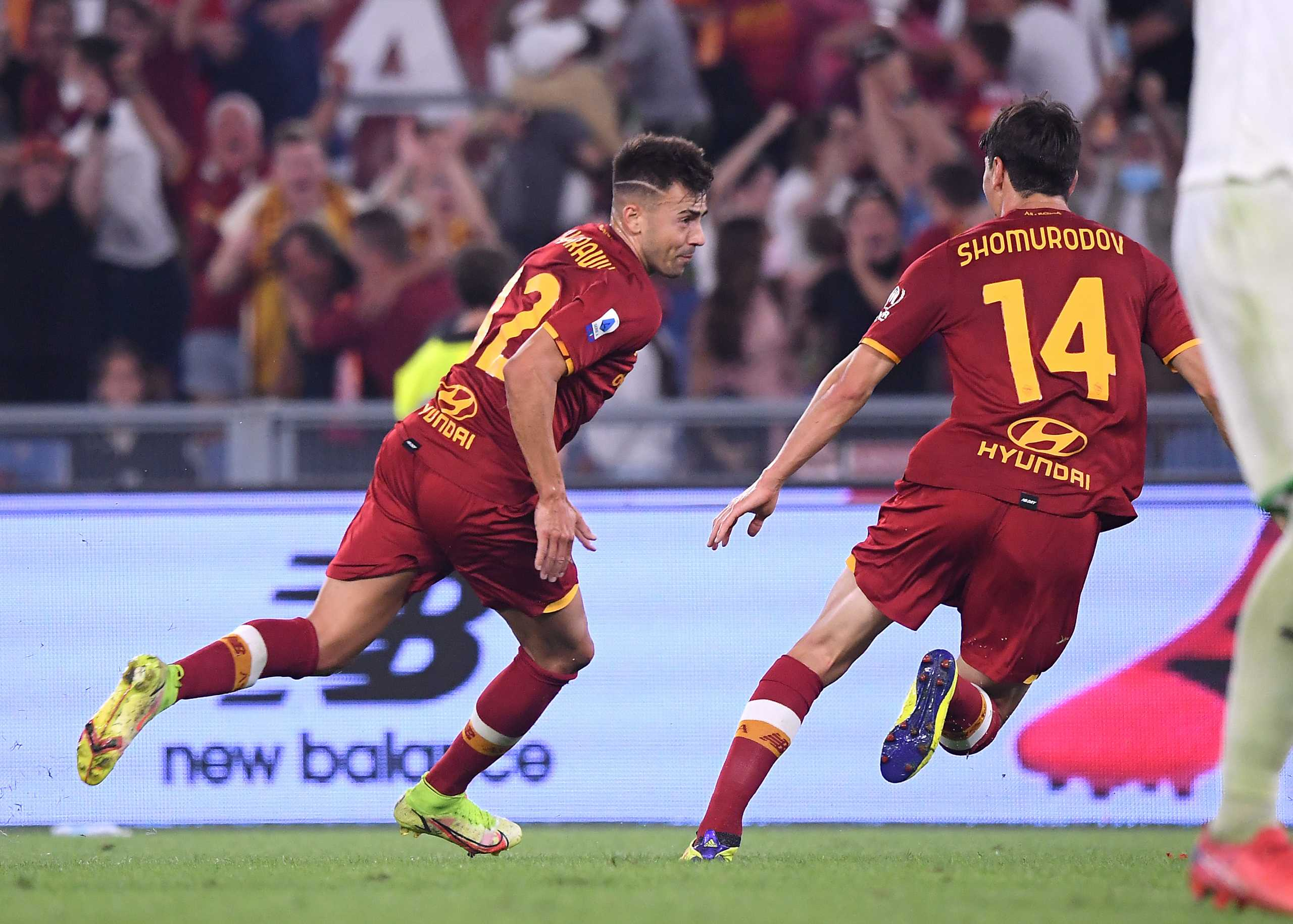 Serie A: «Λύτρωση» με «Φαραώ» και κορυφή για την Ρόμα του Μουρίνιο