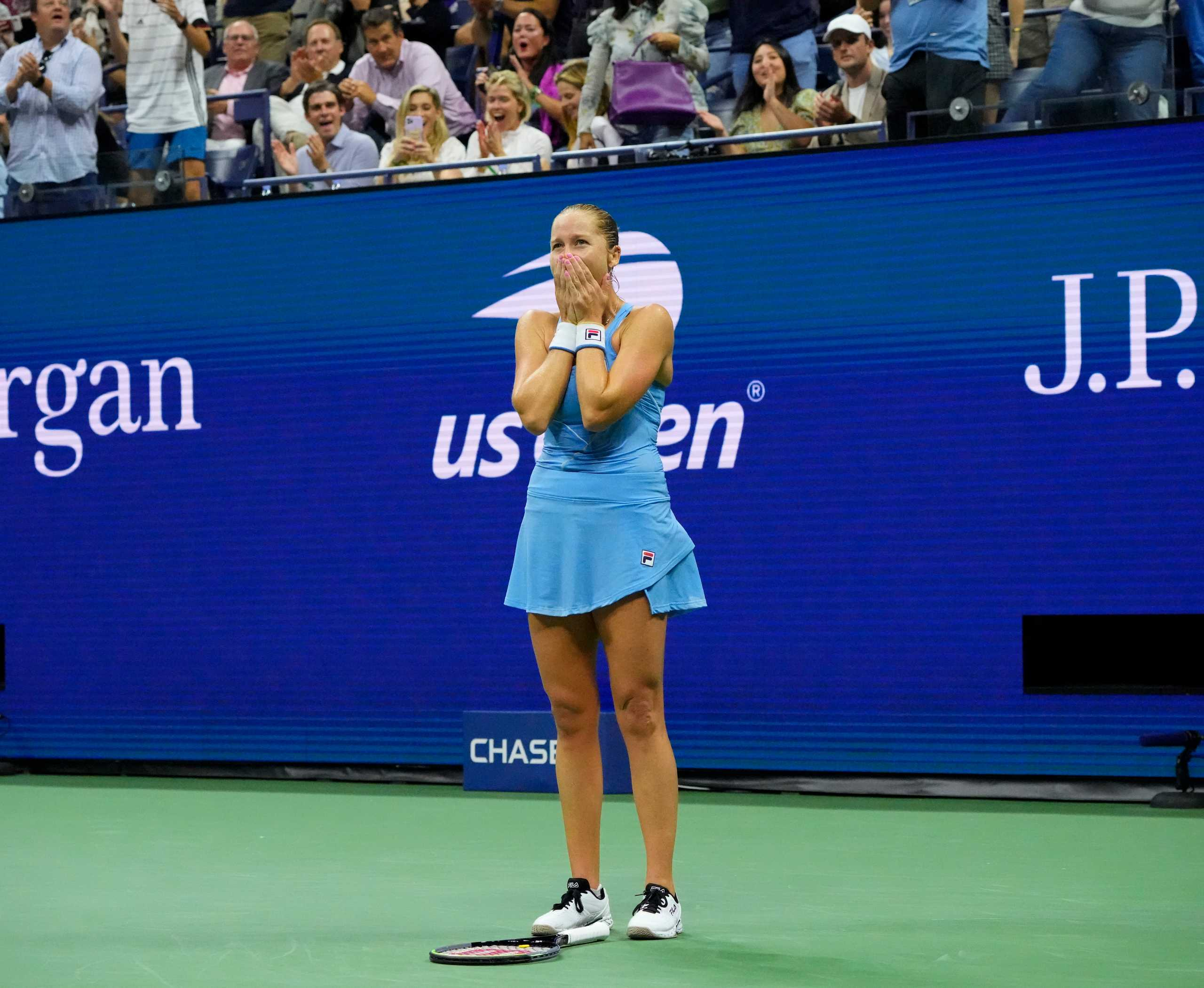 US Open: Ήττα σοκ και αποκλεισμός για την Μπάρτι από την Ρότζερς