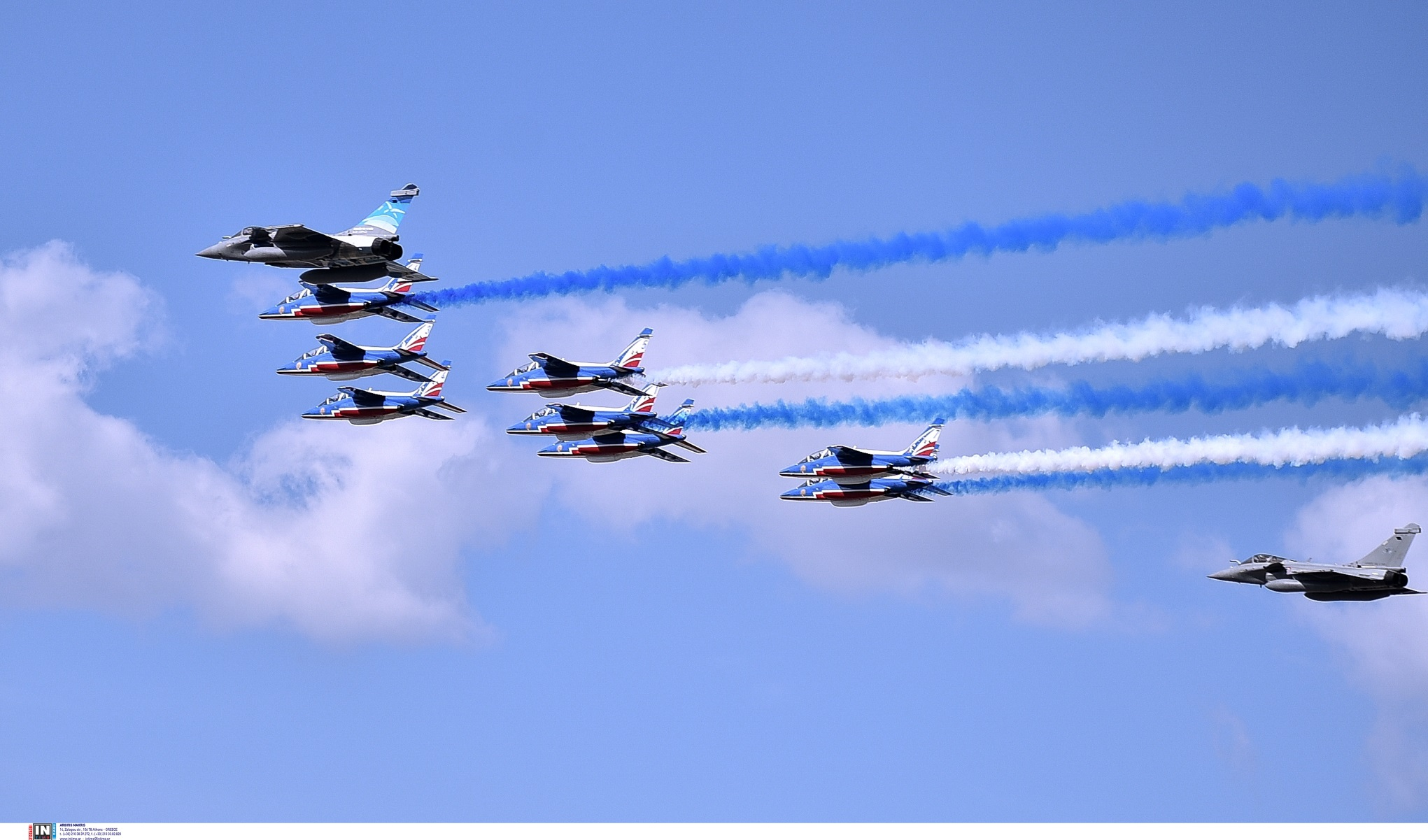 Rafale – Φλοράνς Παρλί: Συγχαρητήρια μετά την ανακοίνωση Μητσοτάκη για αγορά άλλων 6 μαχητικών