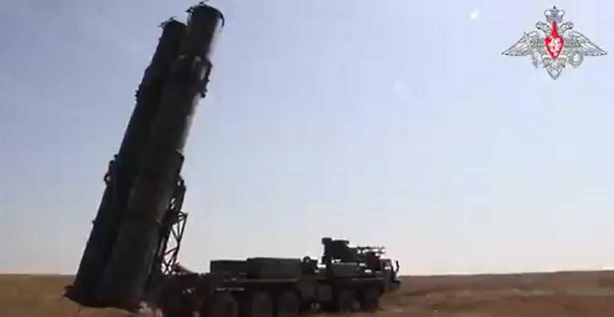 S-500: Η Ρωσία εντάσσει στο οπλοστάσιό της το νέο πυραυλικό σύστημα – Πώς εμπλέκεται η Τουρκία
