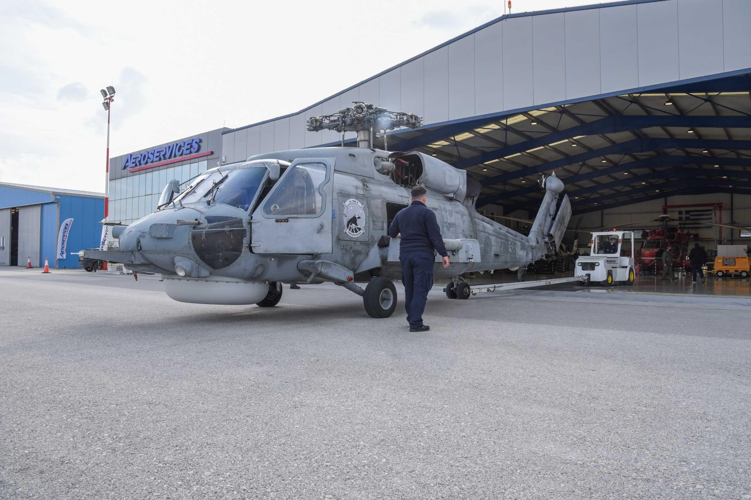 Τι απάντησε ο ΥΕΘΑ σε ερώτηση για τη «συντήρηση Πτητικών Μέσων Ενόπλων Δυνάμεων»