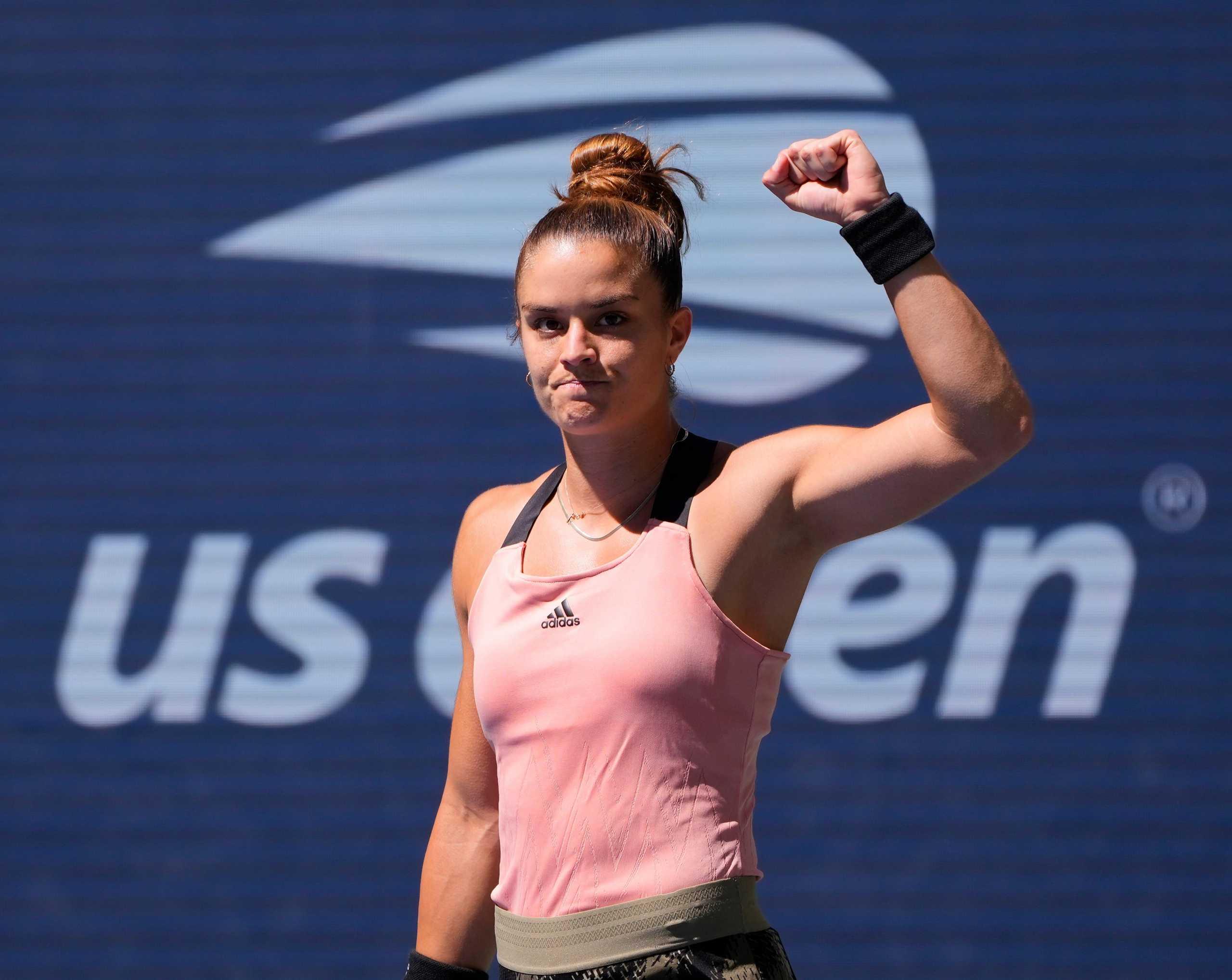 Μαρία Σάκκαρη: «Έχω αποδείξει ότι μπορώ να φτάσω μακριά σε ένα Grand Slam»