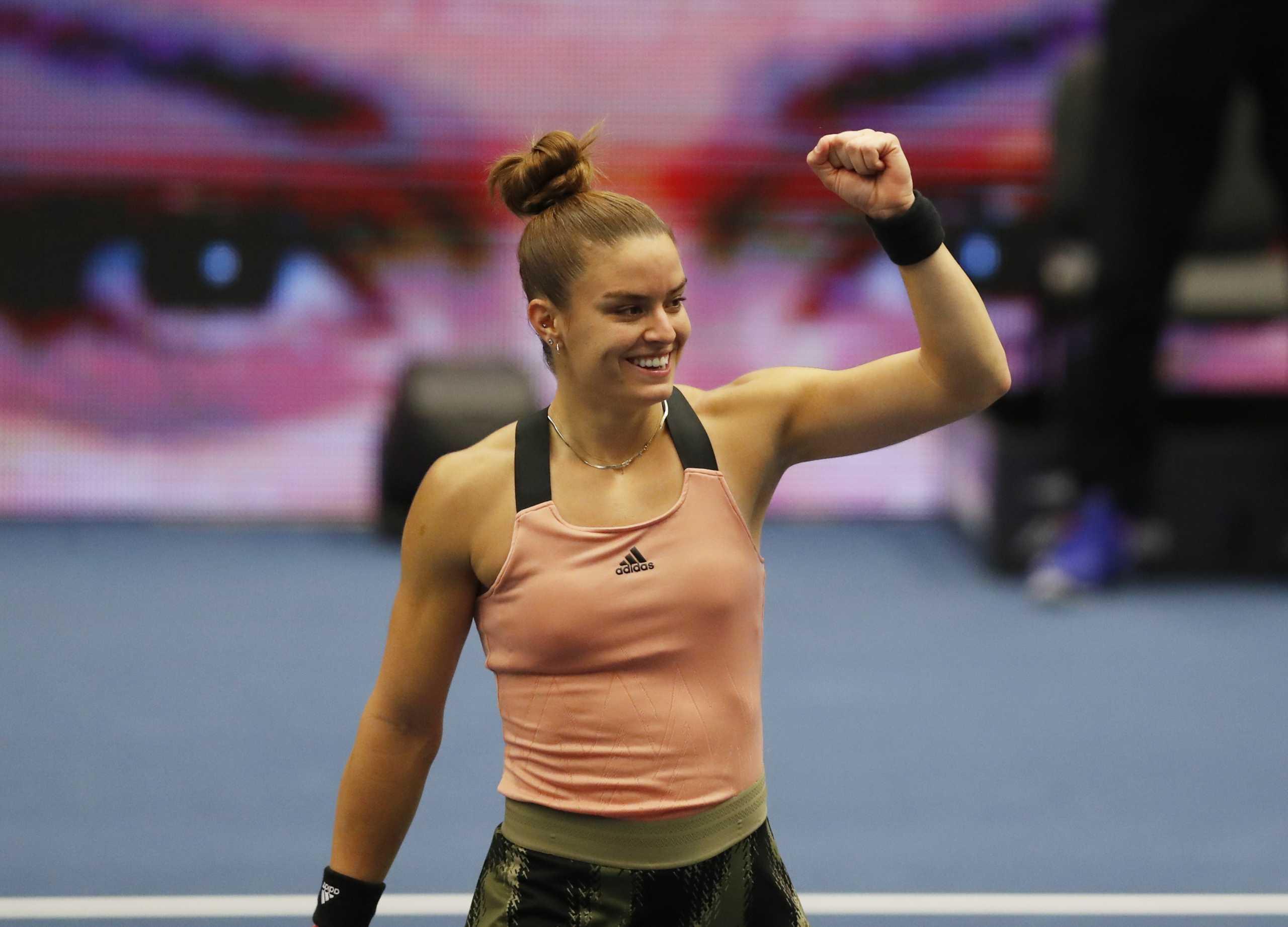 Μαρία Σάκκαρη – Ίγκα Σβιόντεκ: Τα highlights της μεγάλης πρόκρισης στον τελικό του Ostrava Open