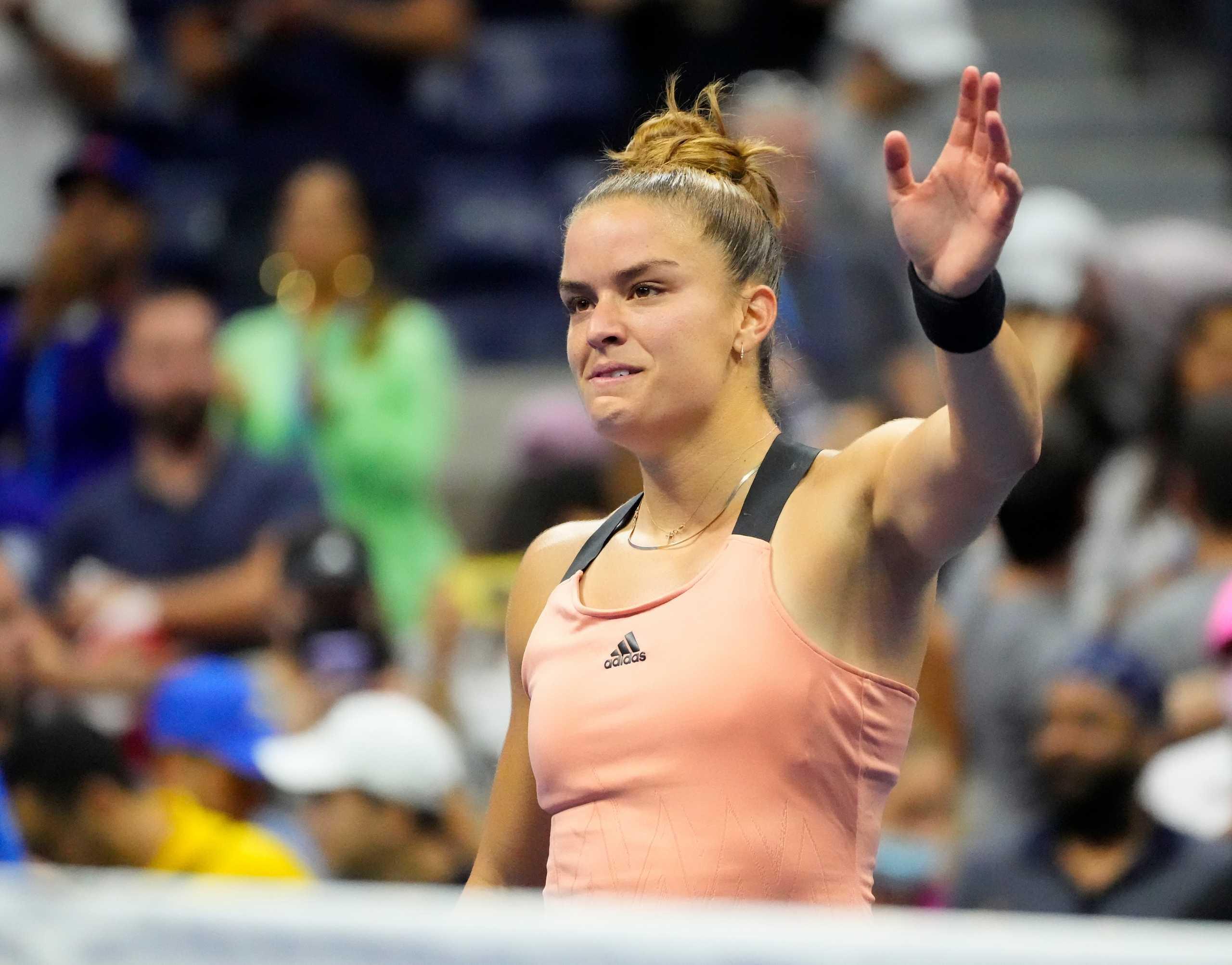 Μαρία Σάκκαρη – Καρολίνα Πλίσκοβα: Η ώρα διεξαγωγής του προημιτελικού στο US Open