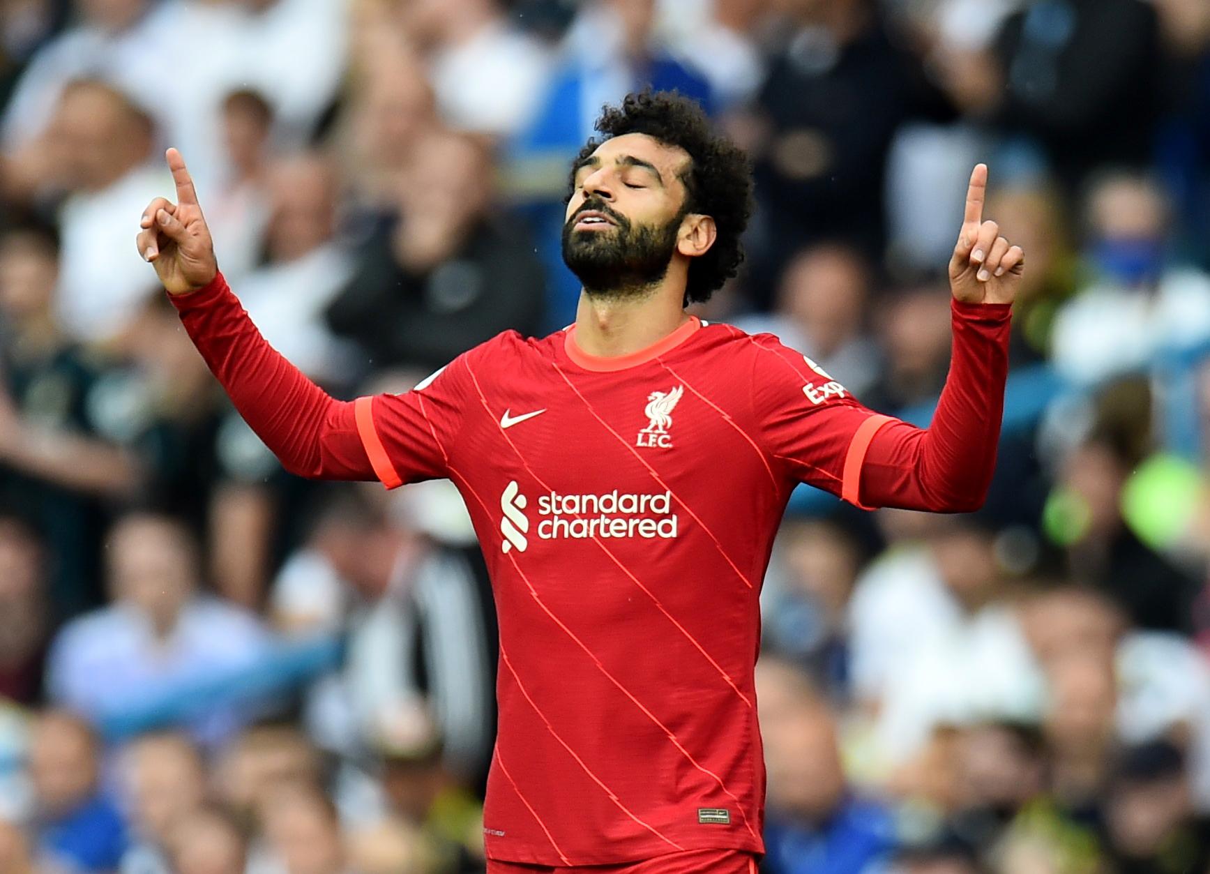Λίβερπουλ: Ο Σαλάχ έγινε «100άρης» στα γκολ με τη φανέλα των «κόκκινων»