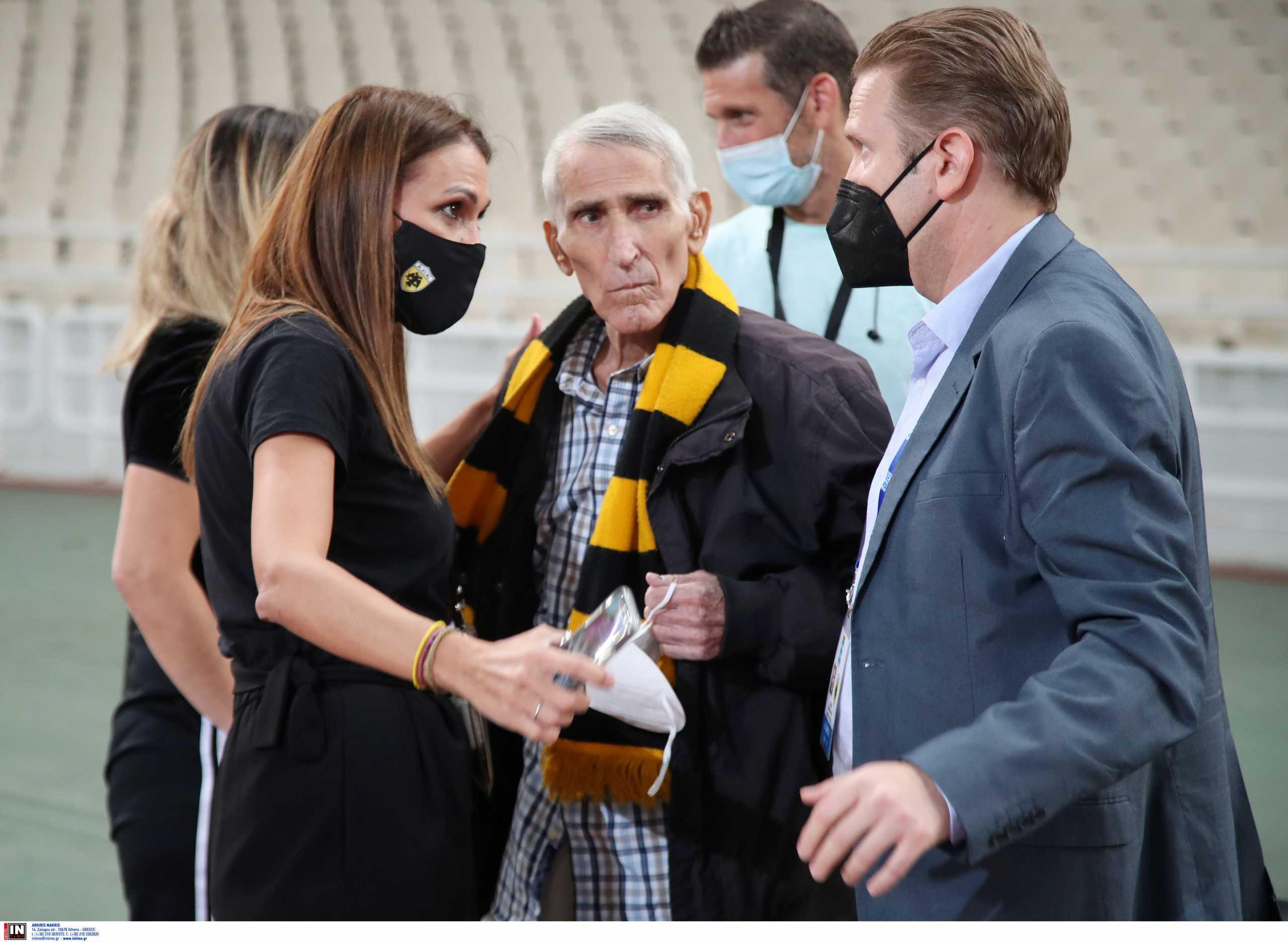 Στέλιος Σεραφείδης, ΑΕΚ – Λαμία: Από το νοσοκομείο στο ΟΑΚΑ για να δει την Ένωση