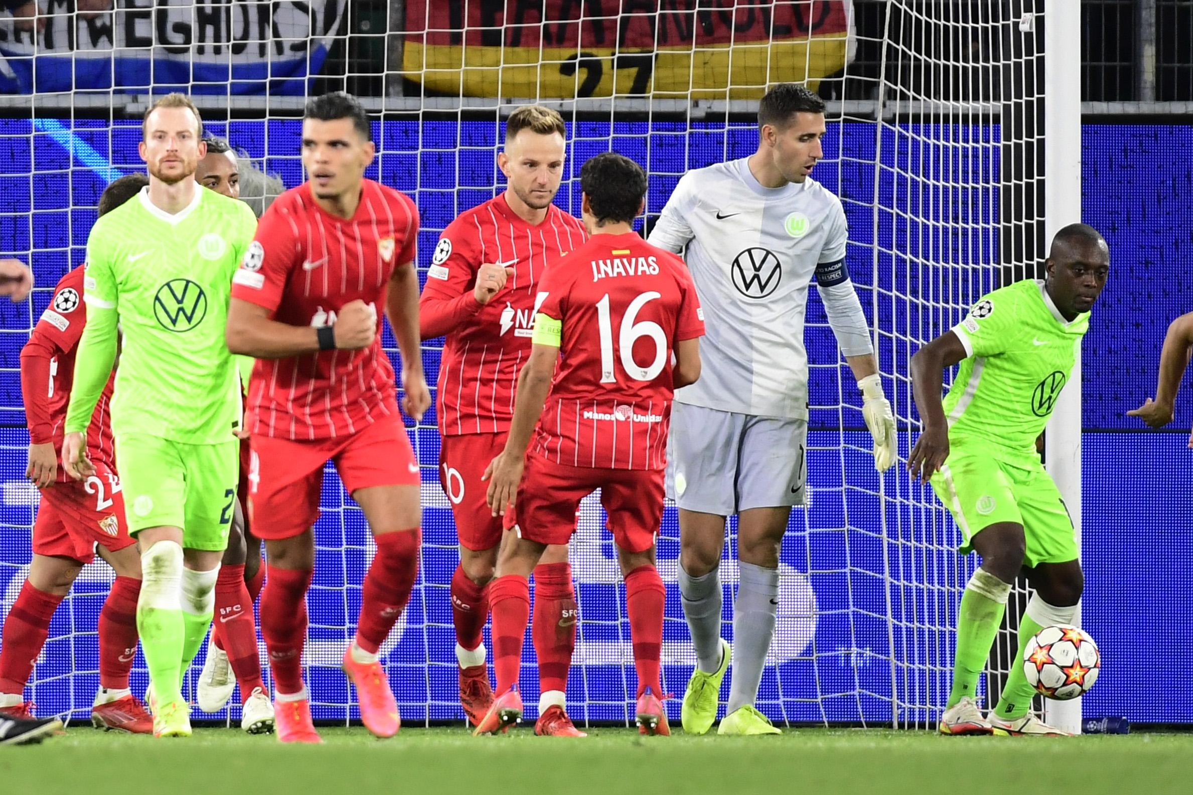 Champions League, Σάλτσμπουργκ – Λιλ 2-1 και Βόλφσμπουργκ – Σεβίλλη 1-1
