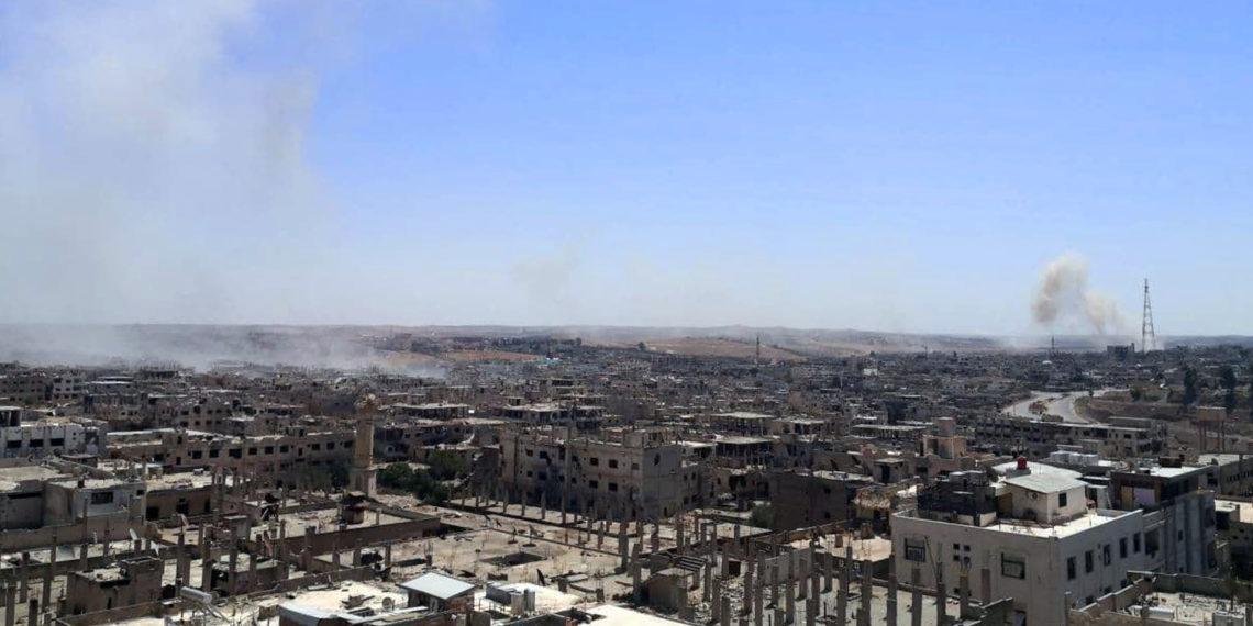 Ραγδαίες εξελίξεις στη Συρία: Ο στρατός του Άσαντ «μπήκε» στην πόλη Ντεράα