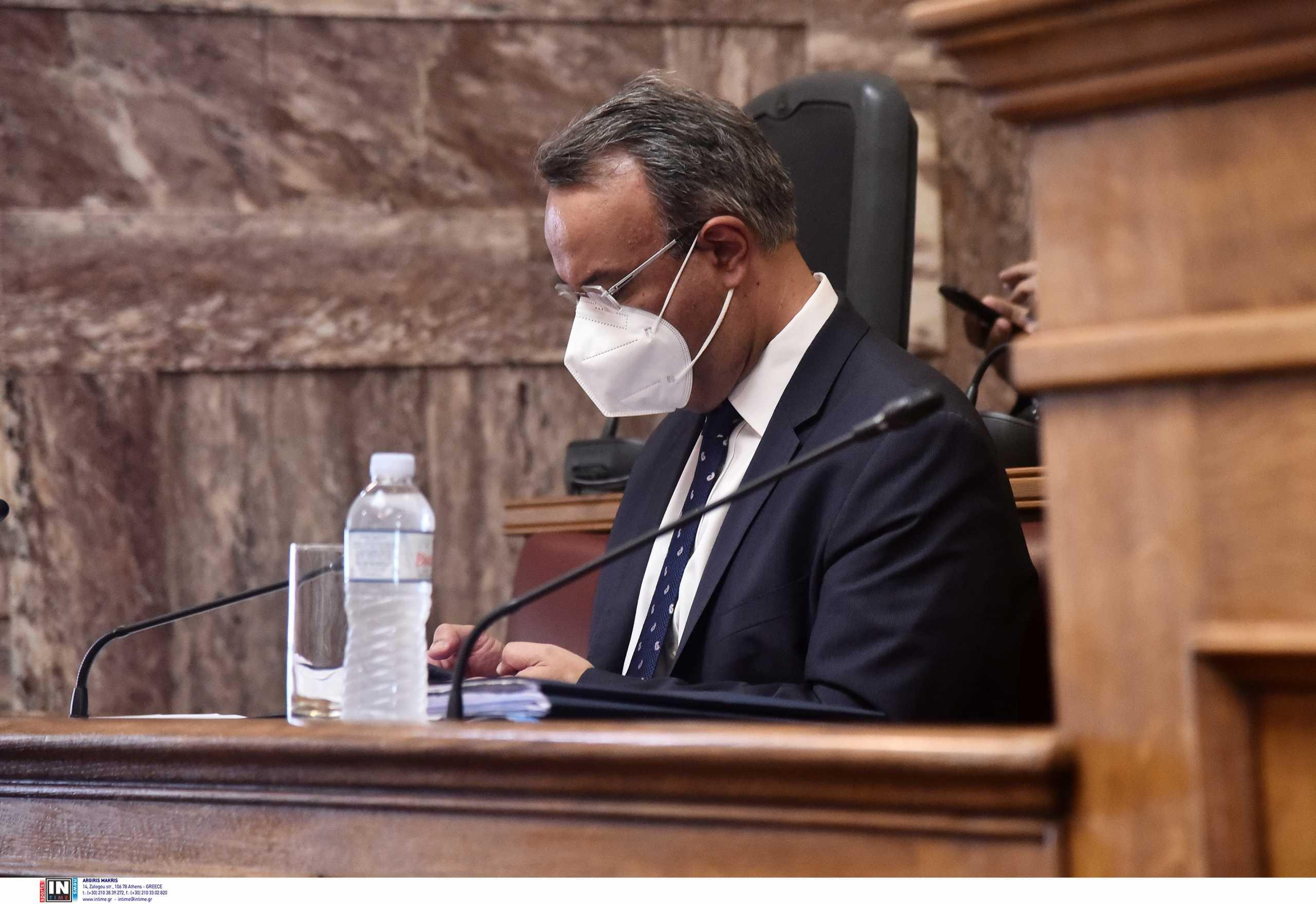 Διαβεβαιώσεις Σταϊκούρα για βελτιώσεις στο νομοσχέδιο για το Νομικό Συμβούλιο του Κράτους και μέτρα στήριξης ΕΑΒ