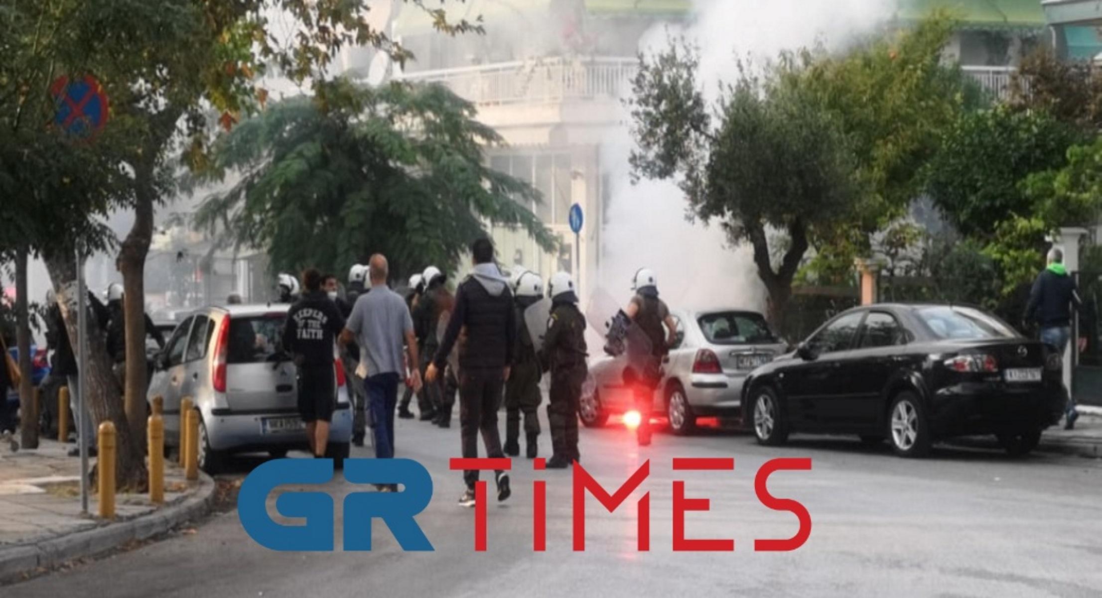 Θεσσαλονίκη: Καταγγελίες για οργανωμένους ακροδεξιούς που παριστάνουν τους μαθητές σε σχολεία