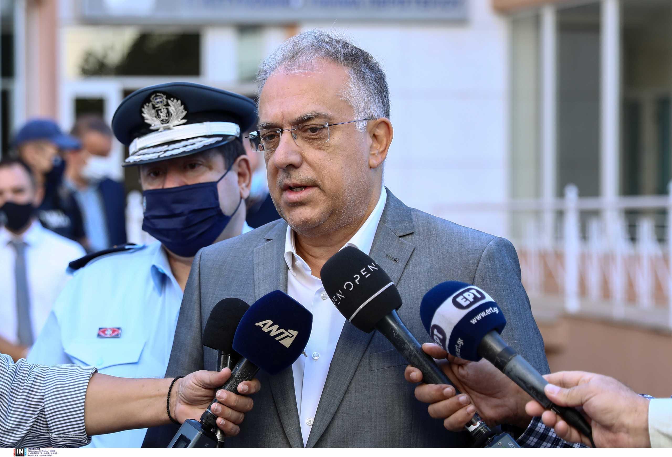 Εκστρατεία ενημέρωσης κατά της τρομοκρατίας στα σχολεία πρότεινε ο Υπουργός Προστασίας του Πολίτη