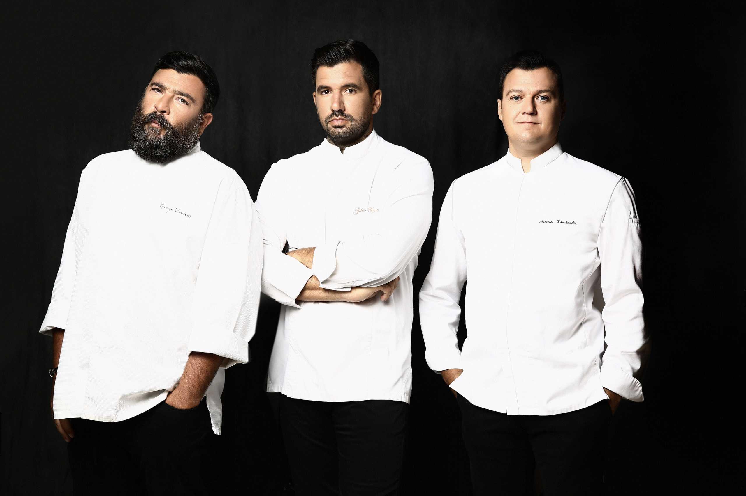 Top Chef: Αυτοί είναι οι 15 διαγωνιζόμενοι του σόου μαγειρικής που κάνει απόψε πρεμιέρα