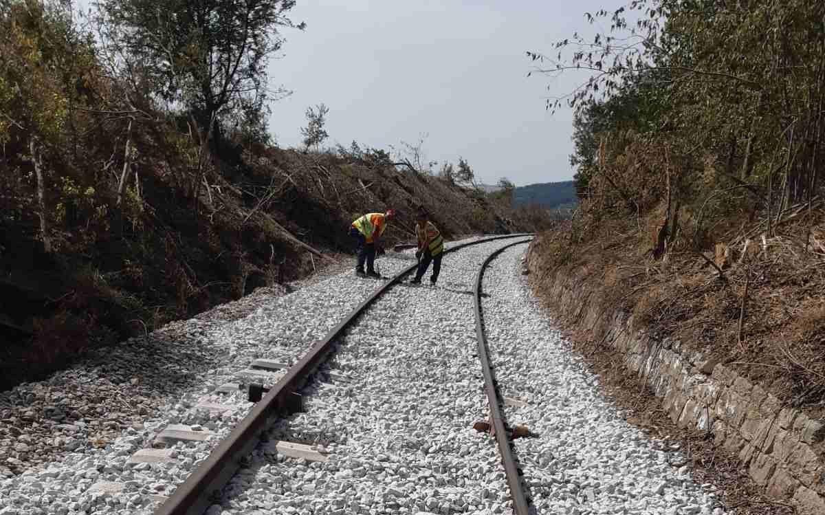 Στην κυκλοφορία η σιδηροδρομική γραμμή στο τμήμα Θεσσαλονίκη – Αλεξανδρούπολη