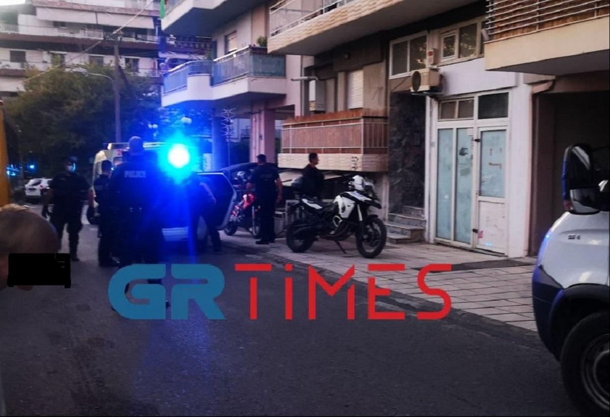 Αιματηρό επεισόδιο στη Θεσσαλονίκη – Ένας τραυματίας στο ΑΧΕΠΑ
