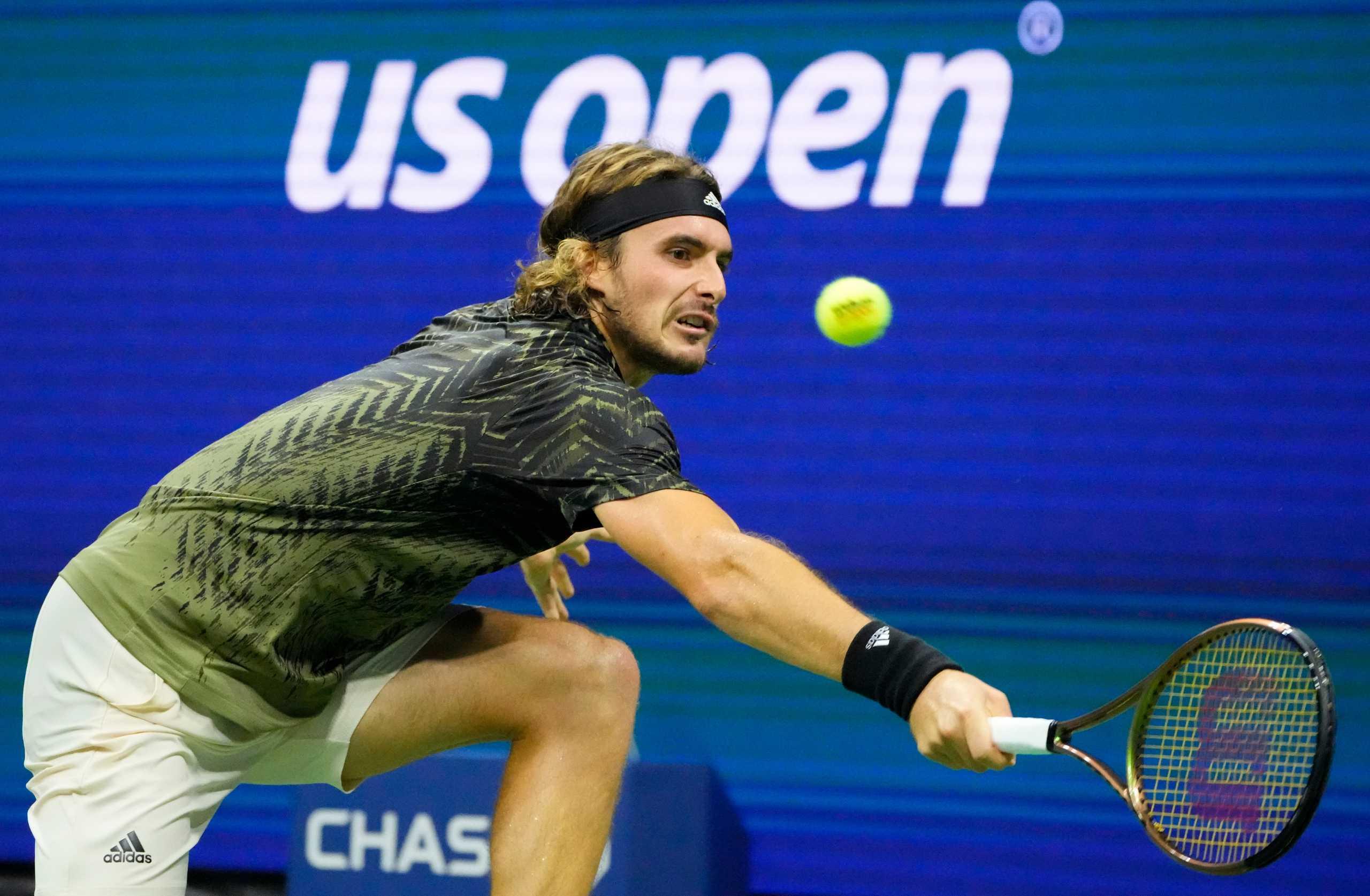 Αθλητικές μεταδόσεις με Τσιτσιπάς – Αλκαράθ στο US Open και Άρης – Ολυμπιακός (03/09)