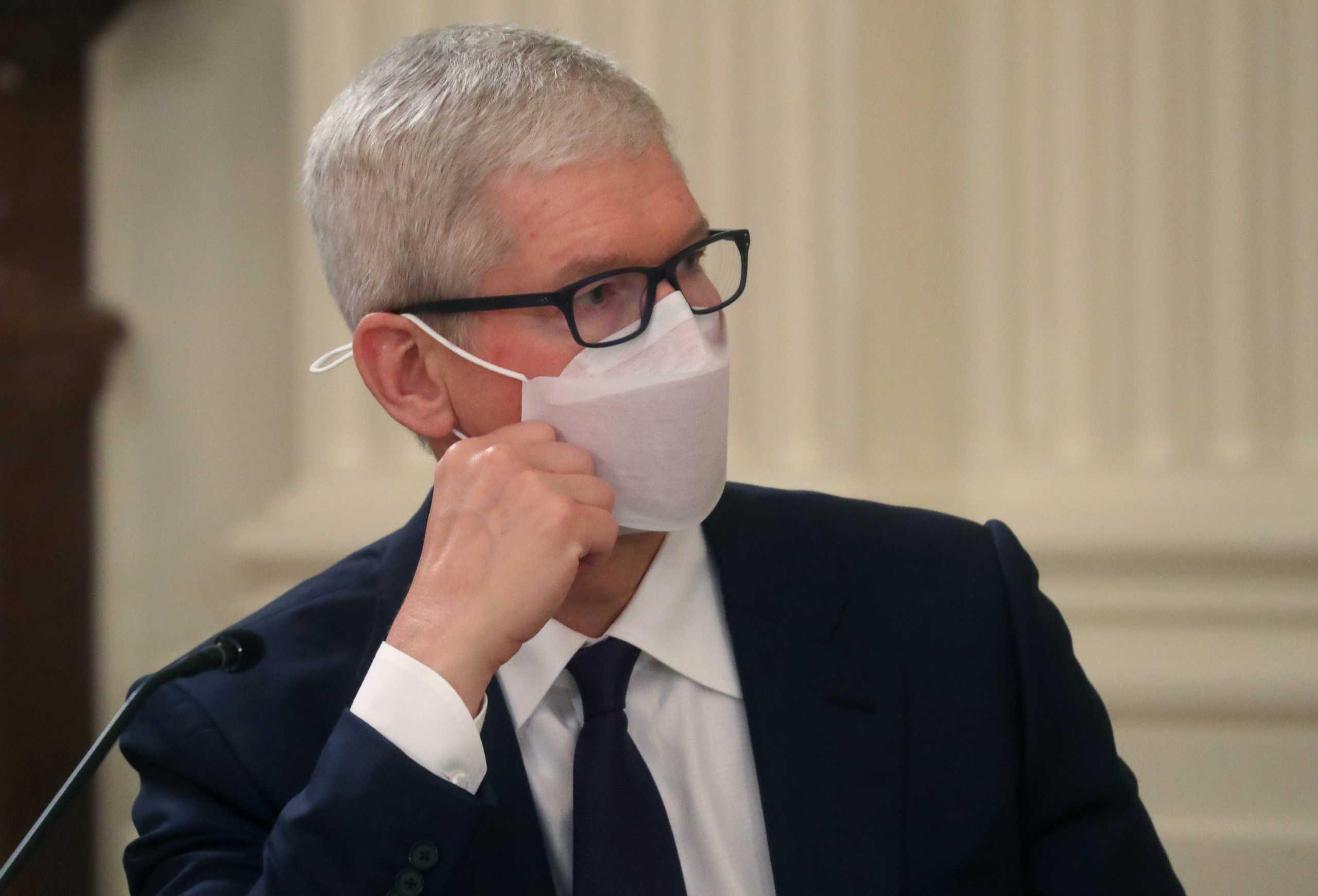 Ο Χανκ Αζάρια θα υποδυθεί τον Τιμ Κουκ της Apple στη σειρά «Super Pumped»