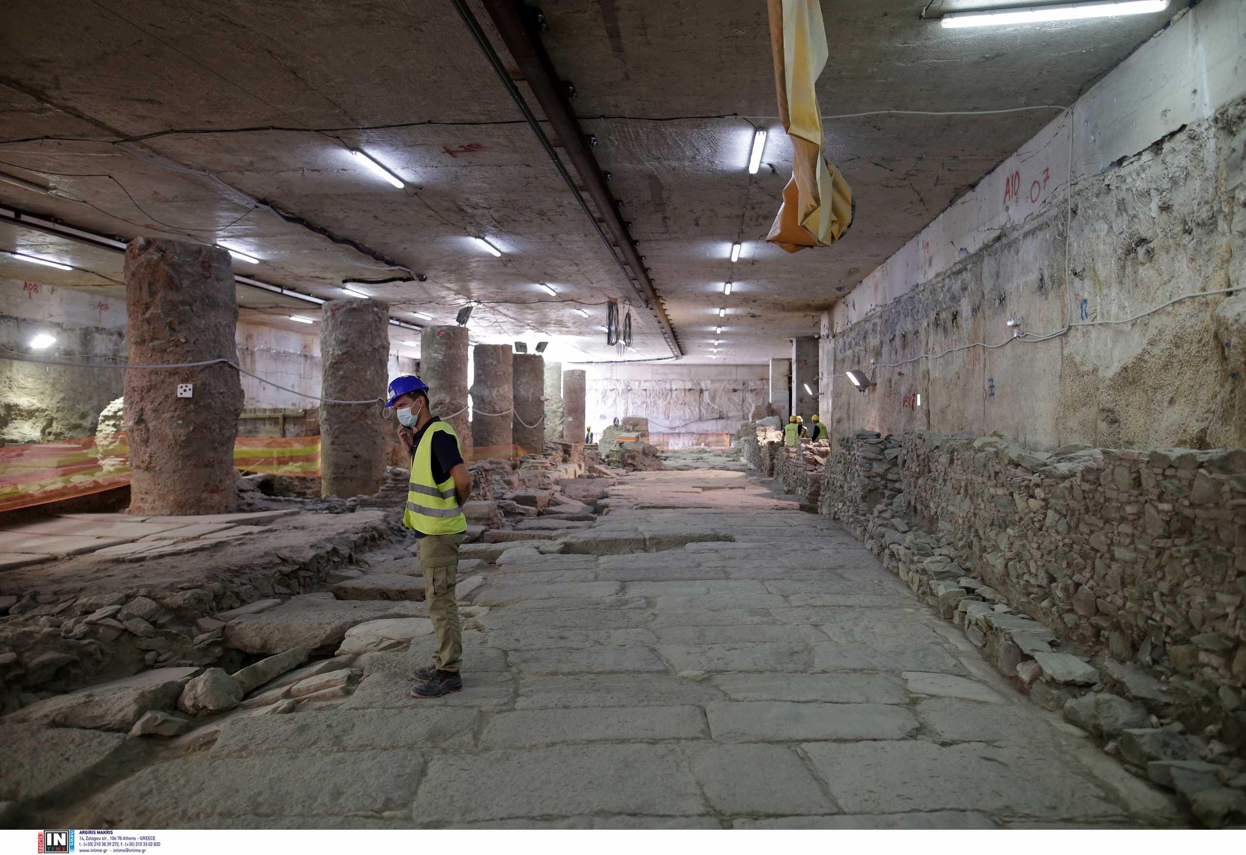 Καλαφάτης για τον σταθμό Βενιζέλου του μετρό Θεσσαλονίκης: «The case is closed»