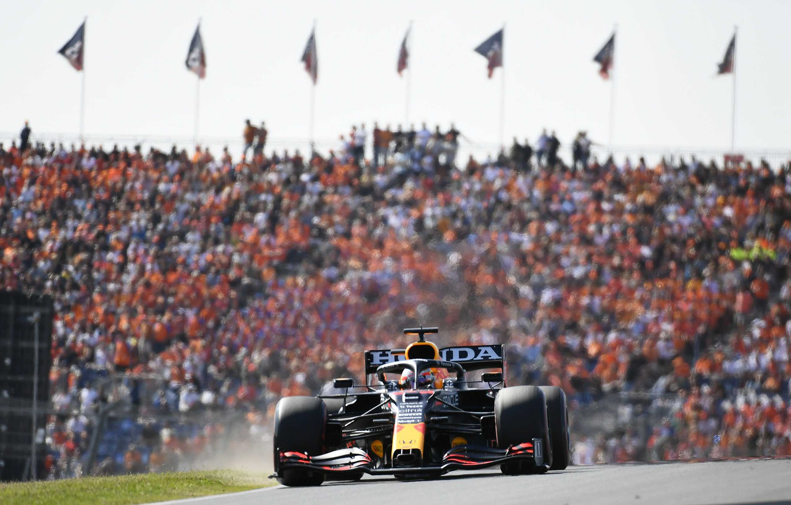 Formula 1: Θρίαμβος Φερστάπεν στην πατρίδα του