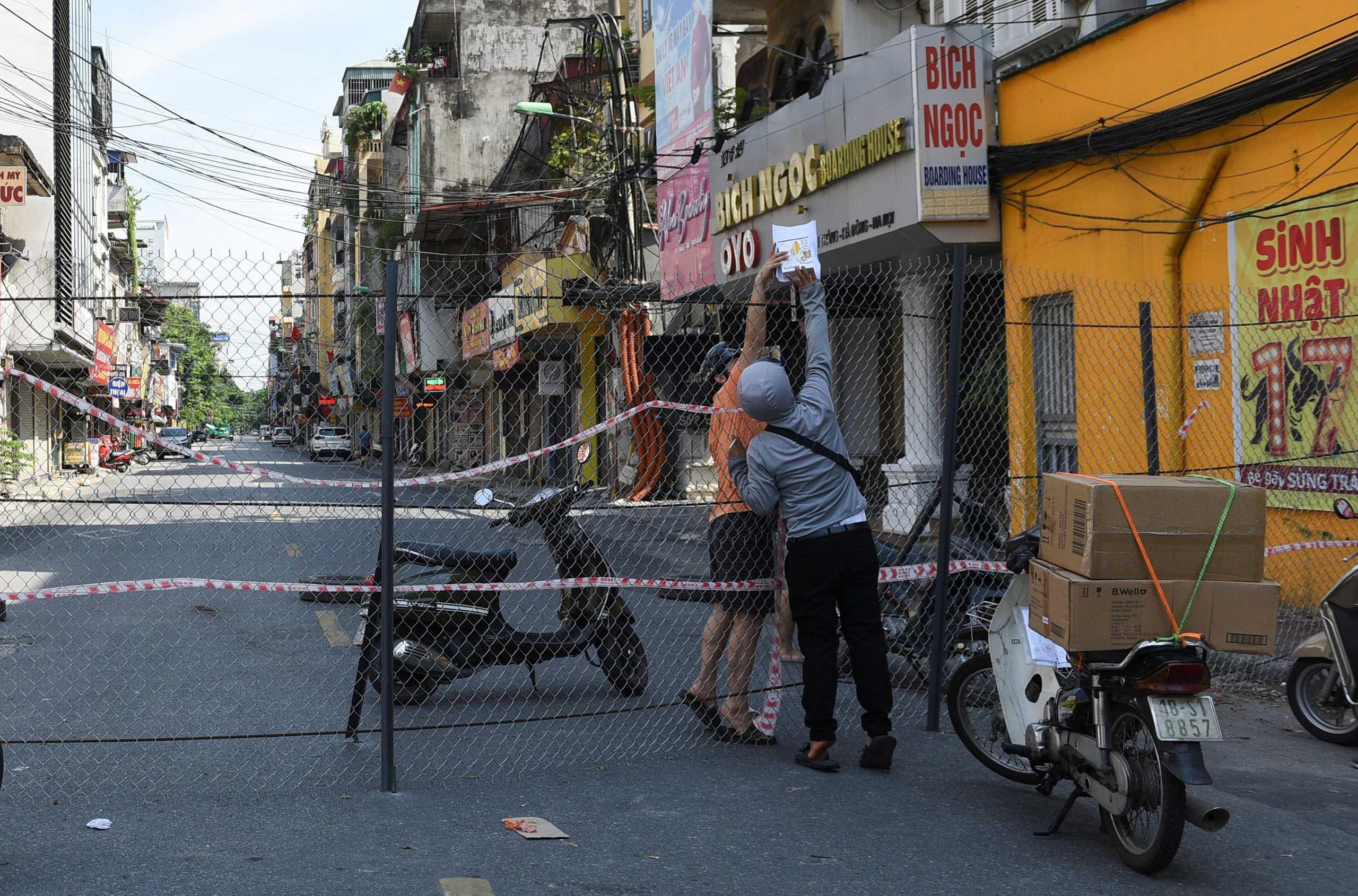 Κορονοϊός: 5 χρόνια στη φυλακή γιατί παραβίασε την καραντίνα ένας Βιετναμέζος