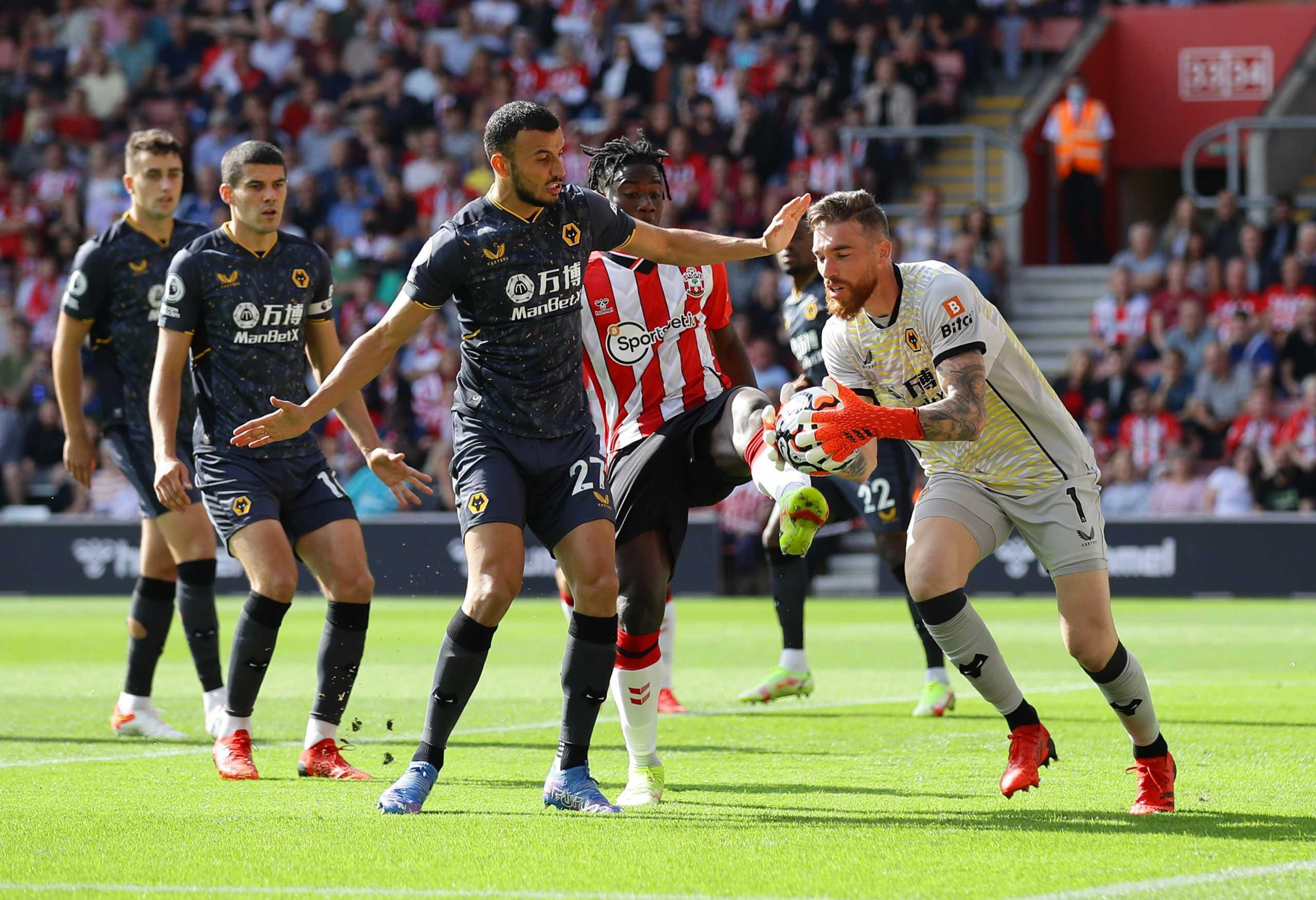 Premier League, Σαουθάμπτον – Γουλβς 0-1: Με Σα δημιουργό και Χιμένεθ εκτελεστή το διπλό