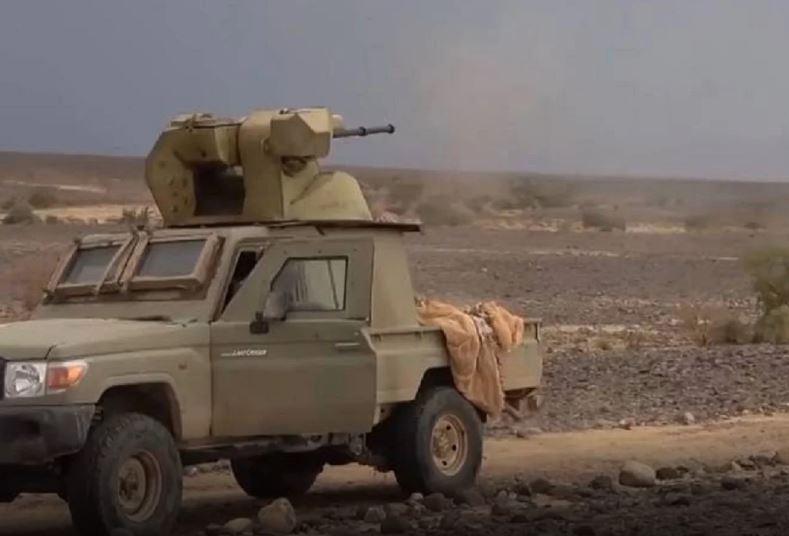 Απίστευτο κι όμως αληθινό: Οι Χούθι μετέτρεψαν τζιπ Toyota…σε άρμα μάχης