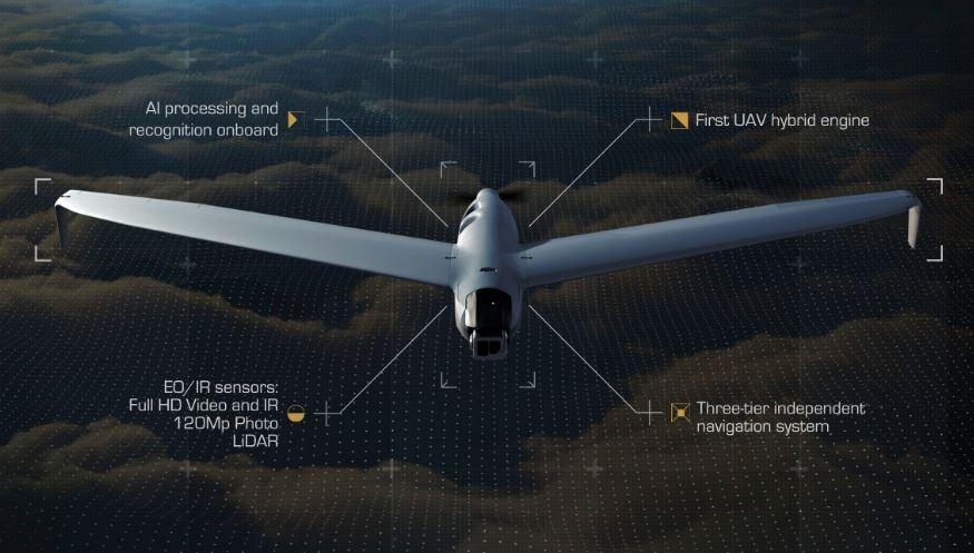 «Έσπασε τα κοντέρ» το ZALA: Το ρωσικό drone πέταξε για 12 ώρες δίχως δορυφορική πλοήγηση!