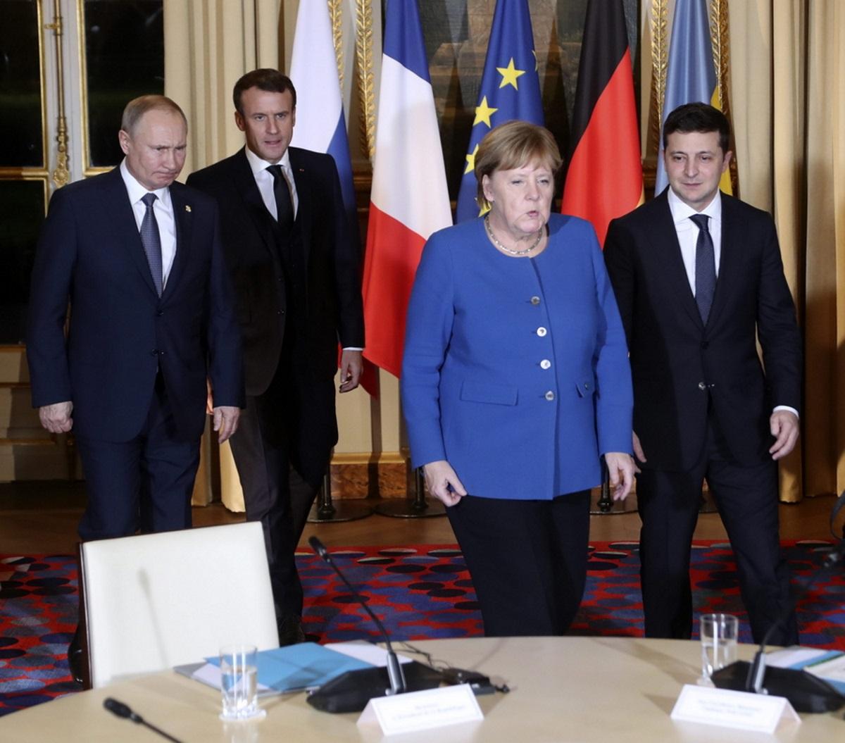 Ουκρανία: Ένας πόλεμος με την Ρωσία είναι ένα «κακό» αλλά «πιθανό» σενάριο