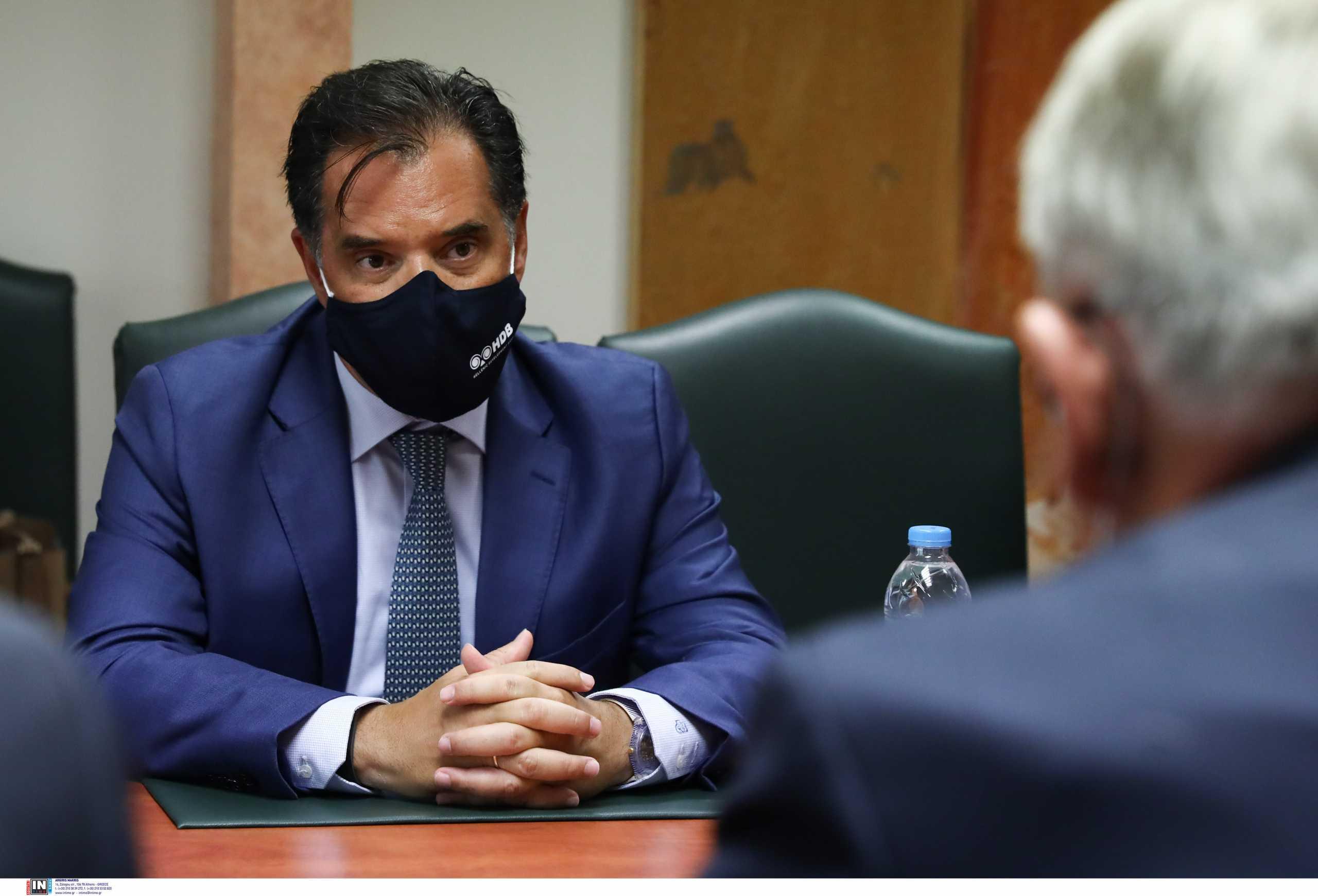 Άδωνις Γεωργιάδης: Η κυβέρνηση δεν θα αφήσει τα νοικοκυριά να καταστραφούν από την κρίση του εισαγόμενου πληθωρισμού