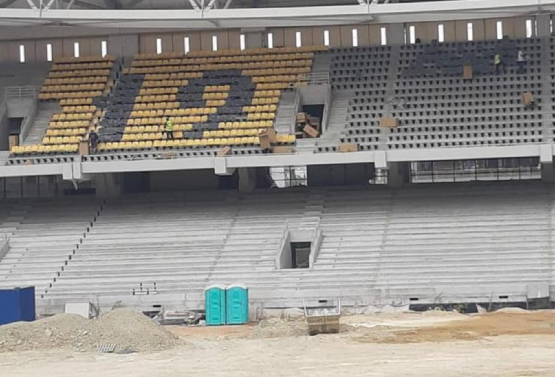 Γήπεδο ΑΕΚ: Παίρνει μορφή η κερκίδα