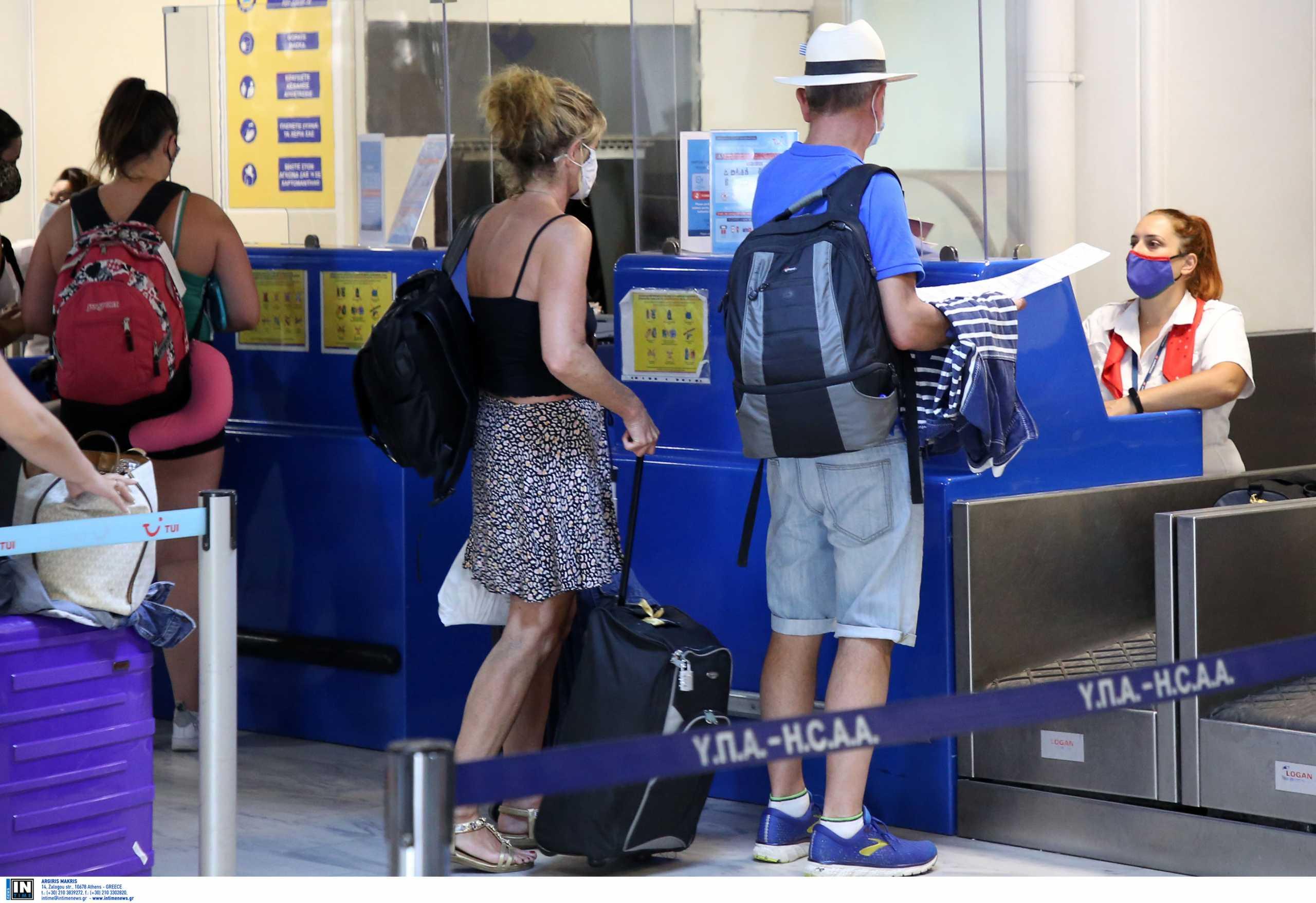 Κρήτη: Με θετικό τεστ κορονοϊού ήθελαν να πετάξουν για το Ισραήλ
