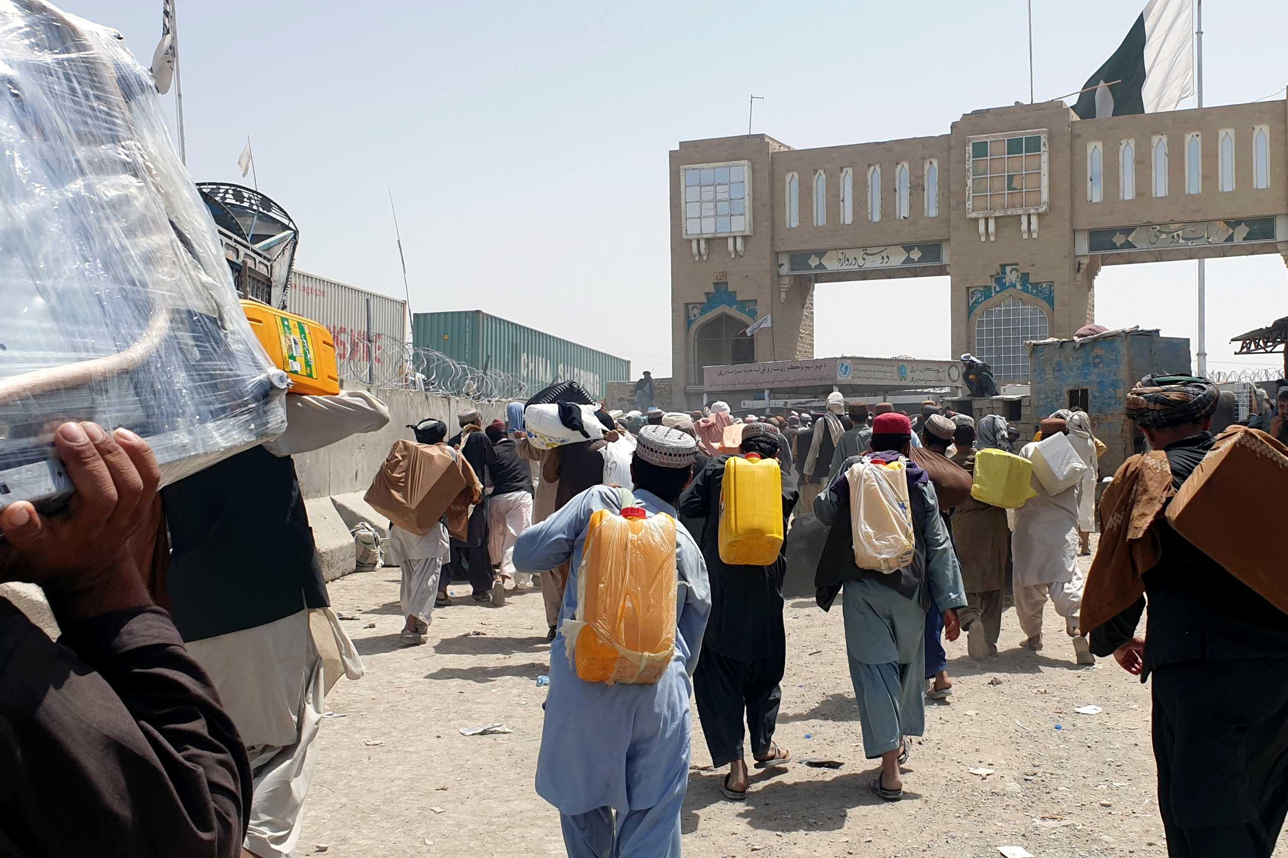 ΕΕ: Πακέτο στήριξης 1 δισ.ευρώ για το Αφγανιστάν