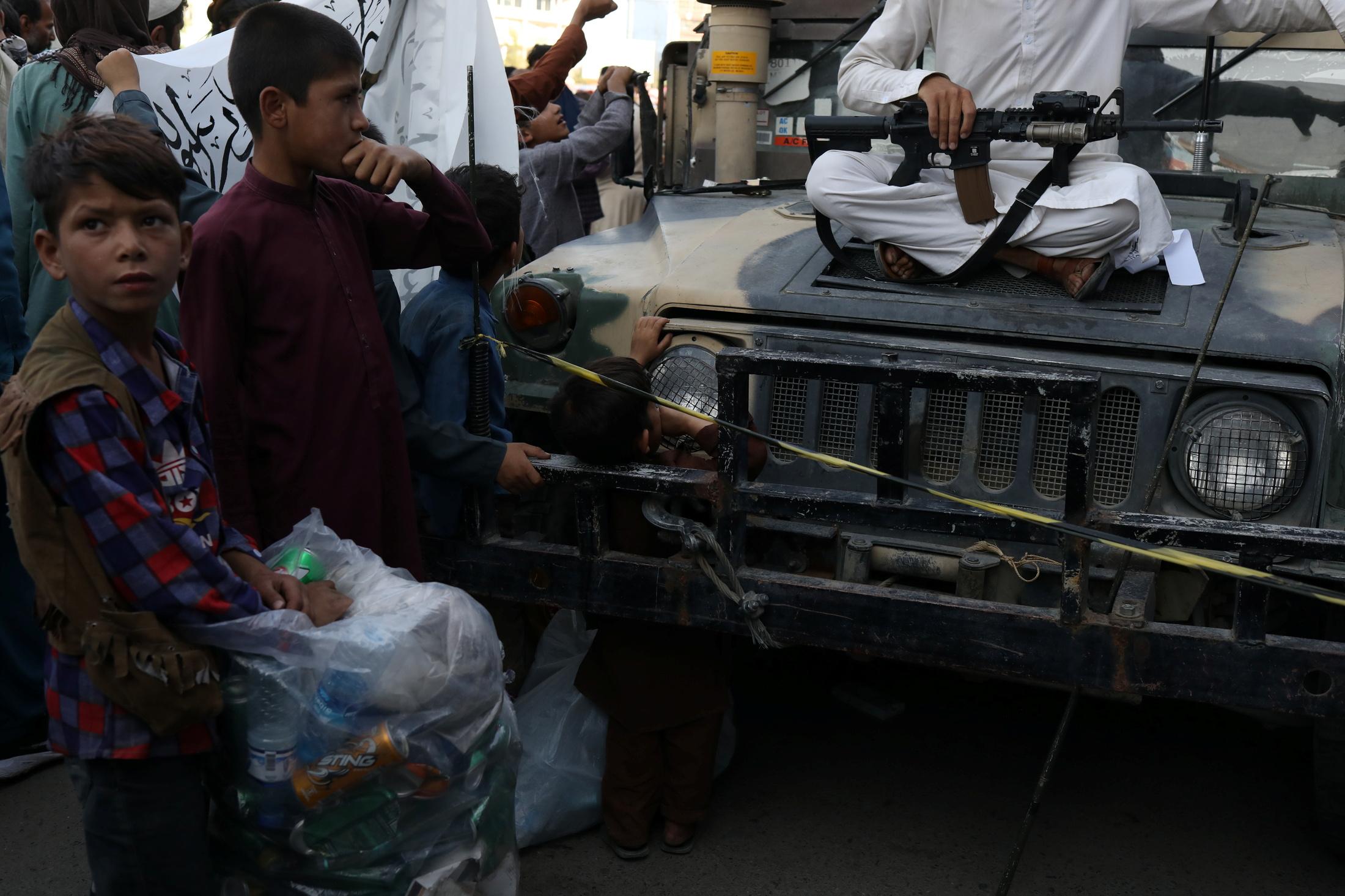 Αφγανιστάν: Εκατοντάδες παιδιά έφυγαν ασυνόδευτα από τη χώρα