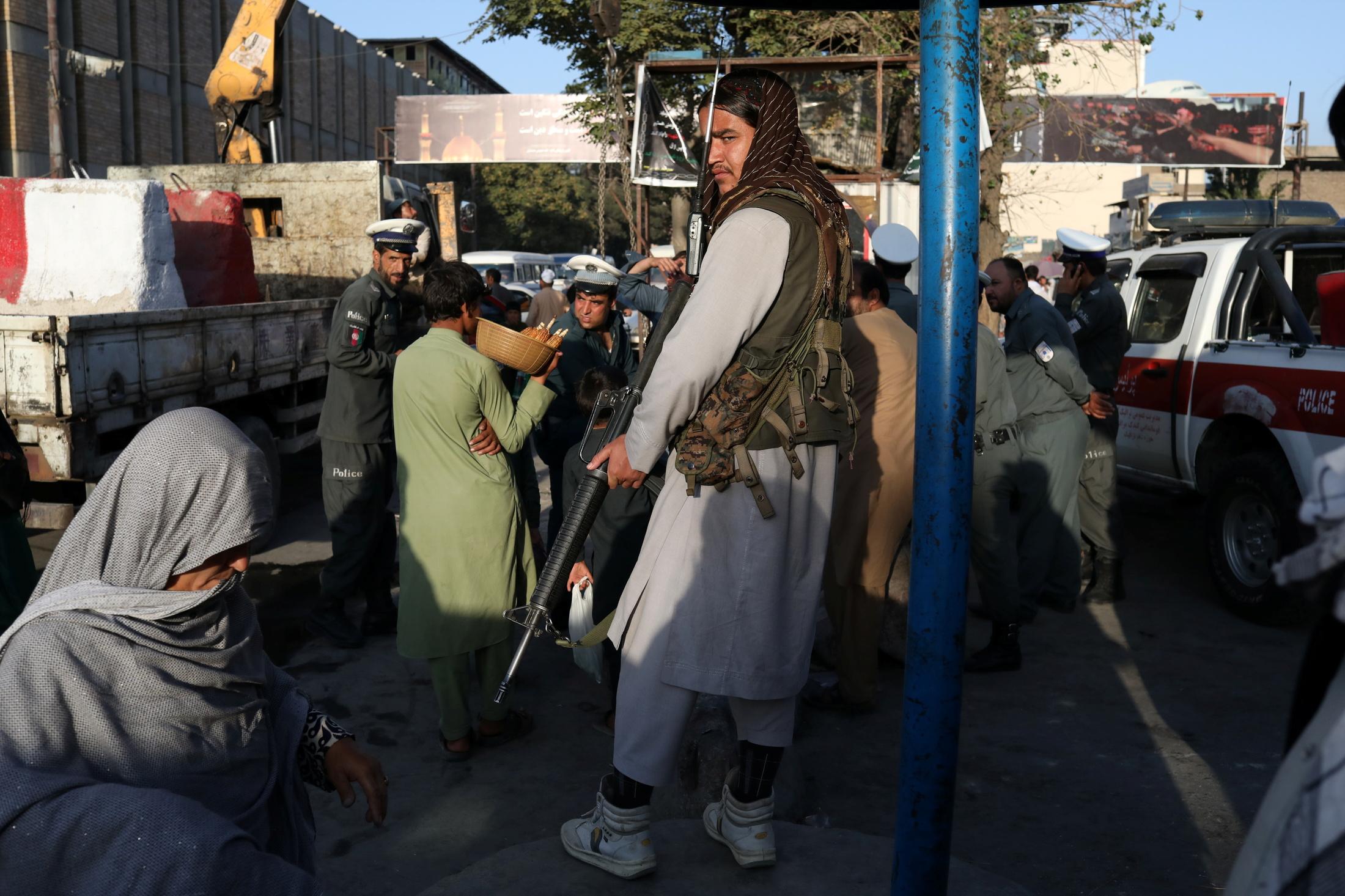 ΗΠΑ: Σχέδιο για φιλοξενία έως και 50.000 Αφγανών προσφύγων