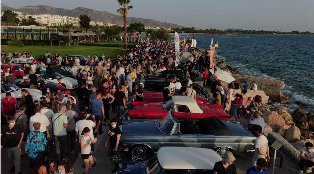 Χιλιάδες επισκέπτες στις δύο super classic Κυριακές στον Άλιμο – Δείτε φωτογραφίες και βίντεο