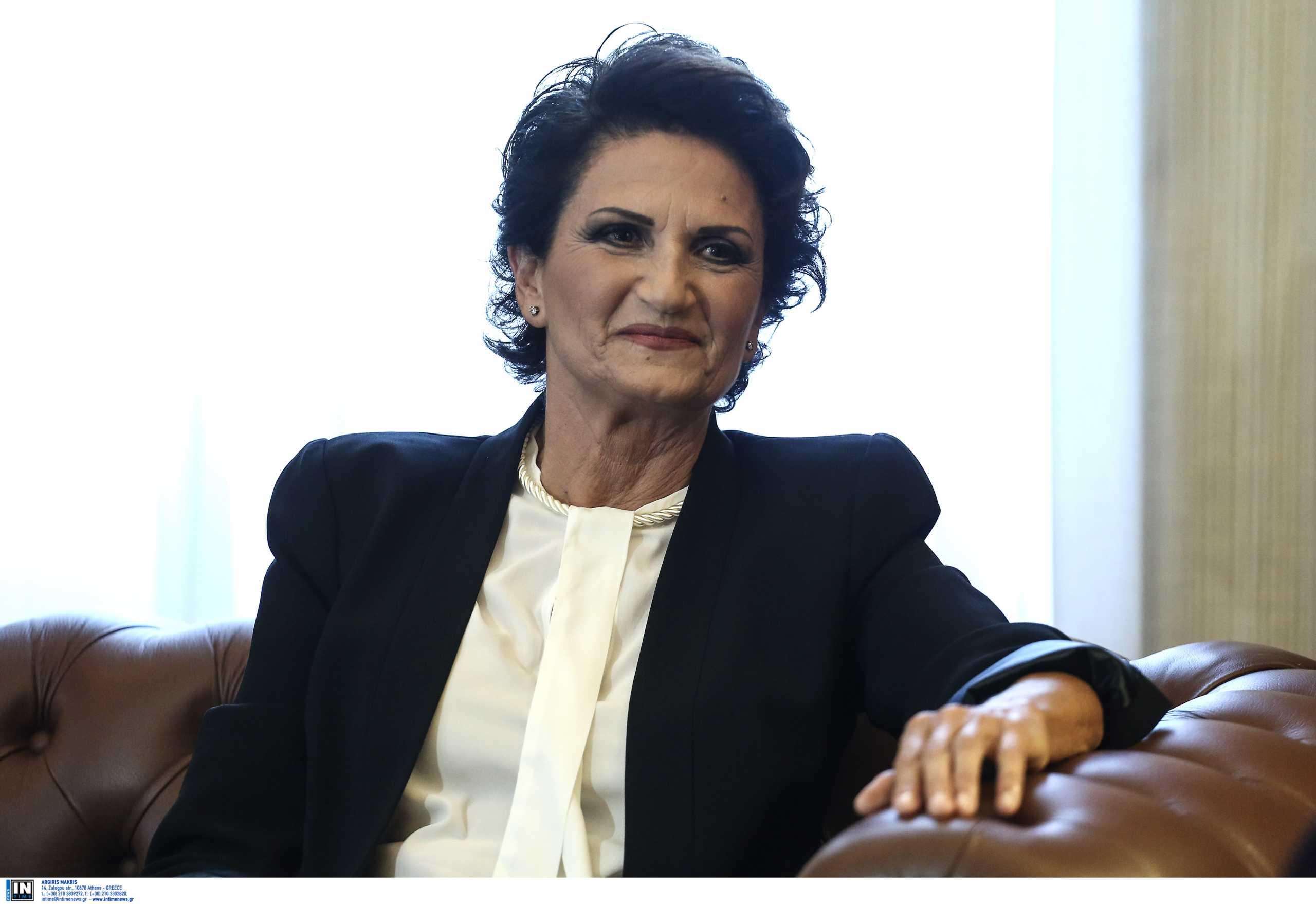 Μίκης Θεοδωράκης: «Μελοποίησε την Ελλάδα» – Το «αντίο» της Άλκηστις Πρωτοψάλτη